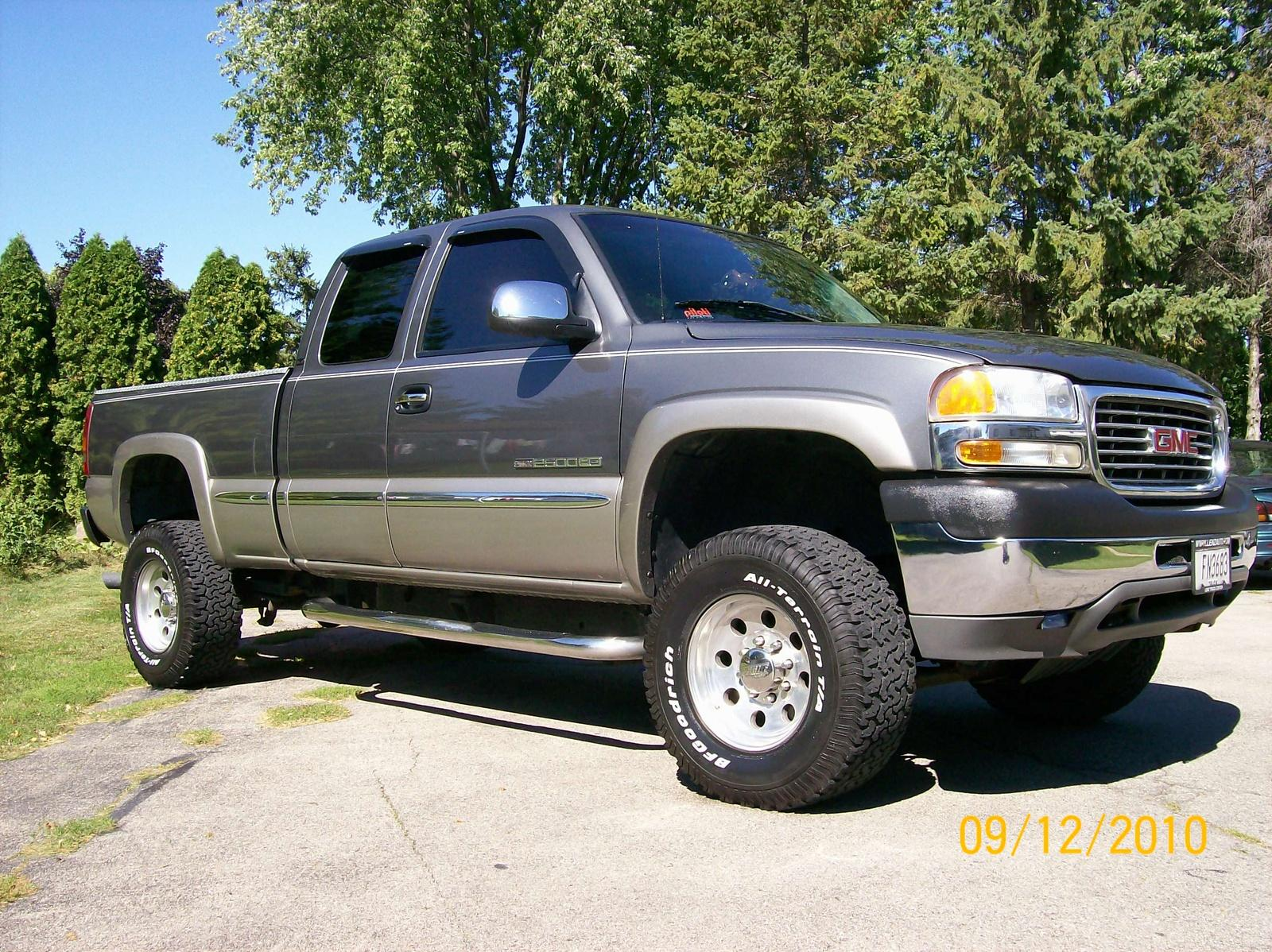 2001 gmc sierra 2500 information and photos zombiedrive. Black Bedroom Furniture Sets. Home Design Ideas