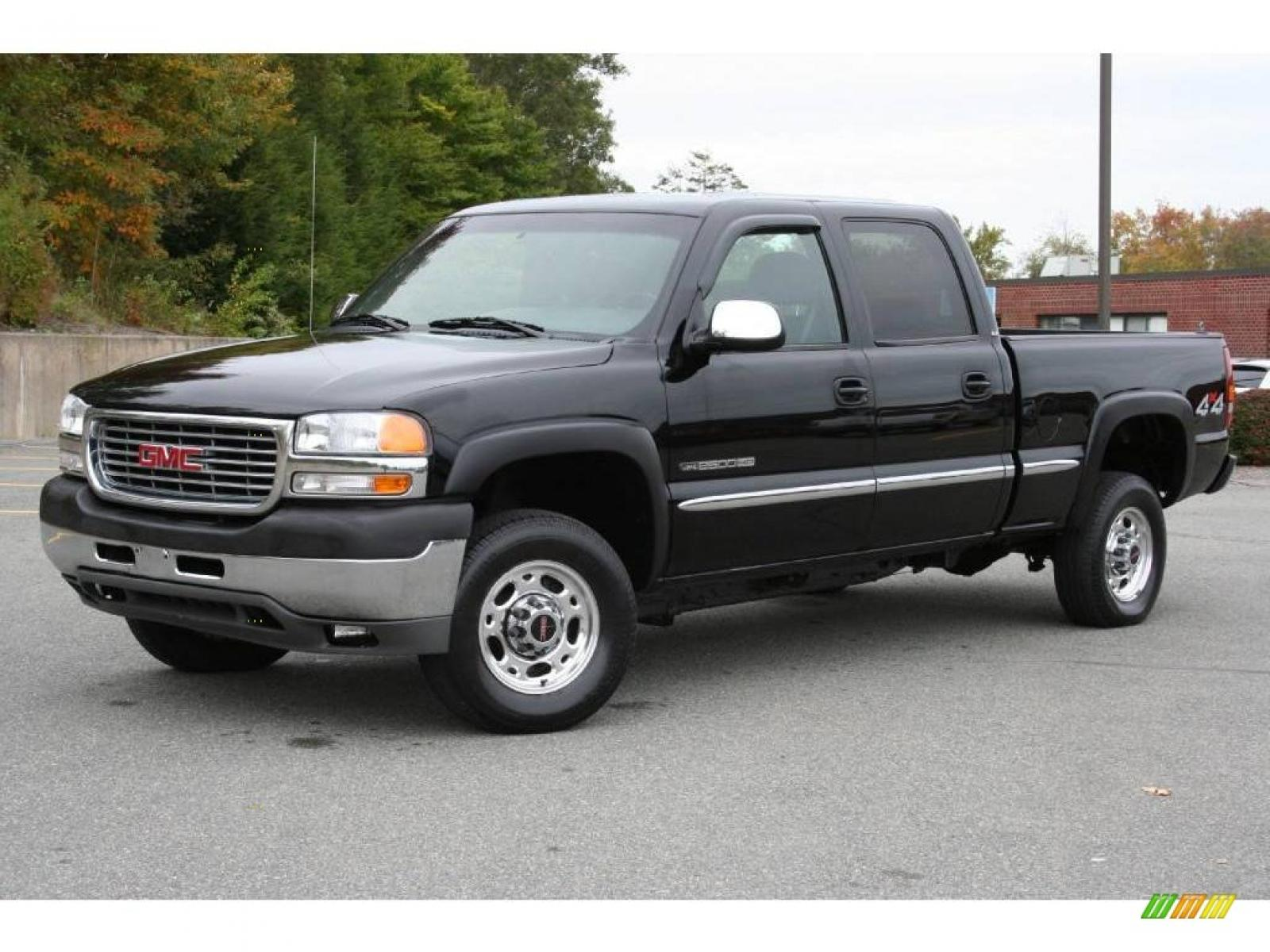 2001 gmc sierra 2500hd information and photos zombiedrive. Black Bedroom Furniture Sets. Home Design Ideas