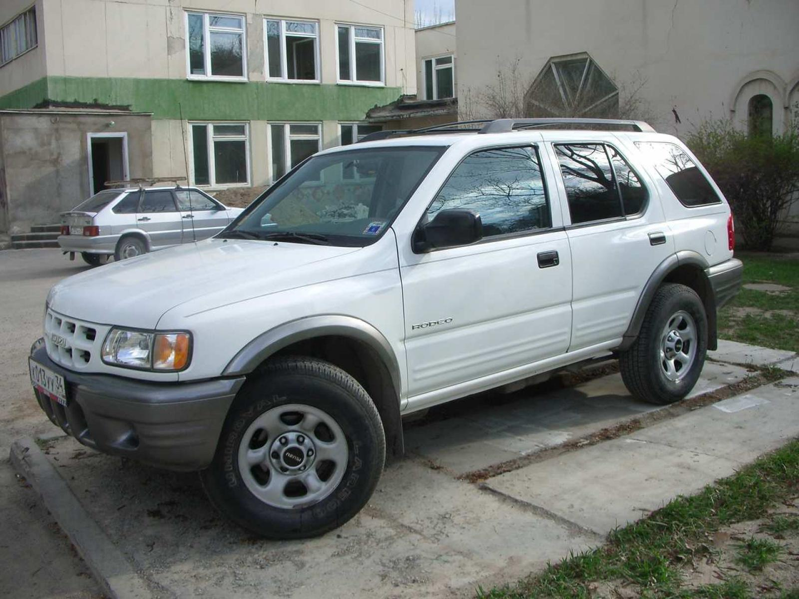 Captivating 800 1024 1280 1600 Origin 2001 Isuzu Rodeo ...