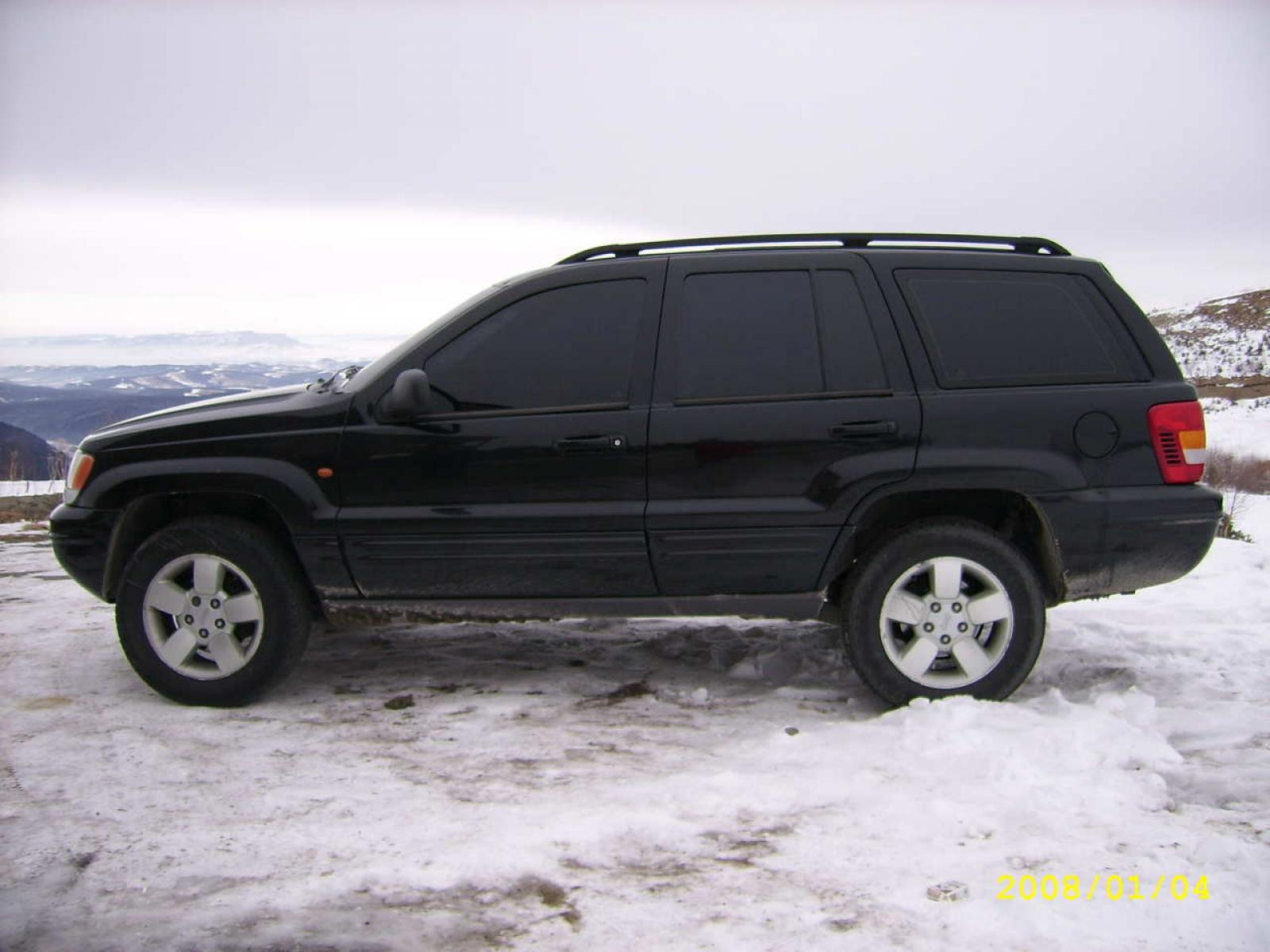 2001 Jeep Grand Cherokee - Information And Photos