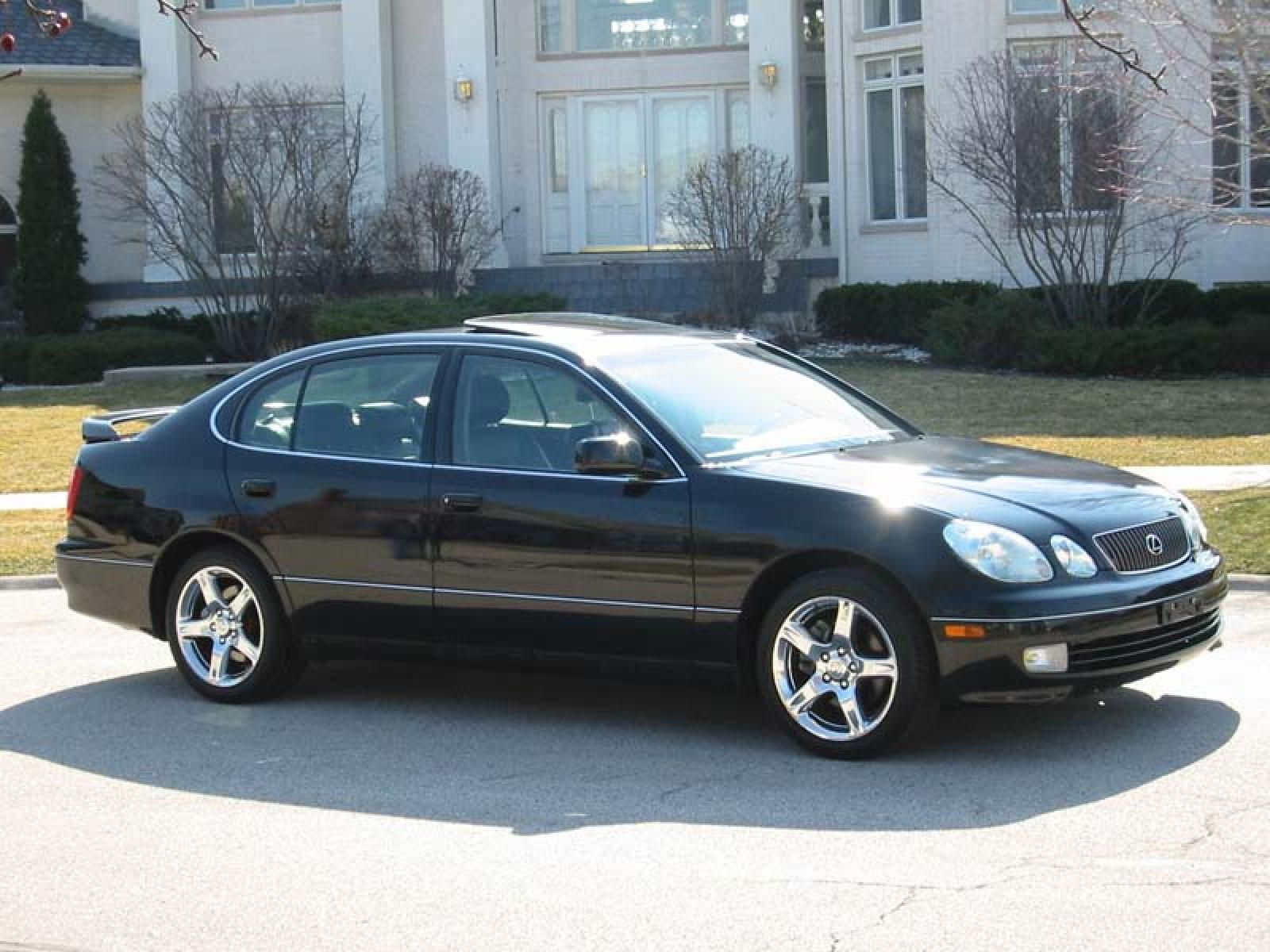 2001 Lexus GS 430 - Information and photos - ZombieDrive
