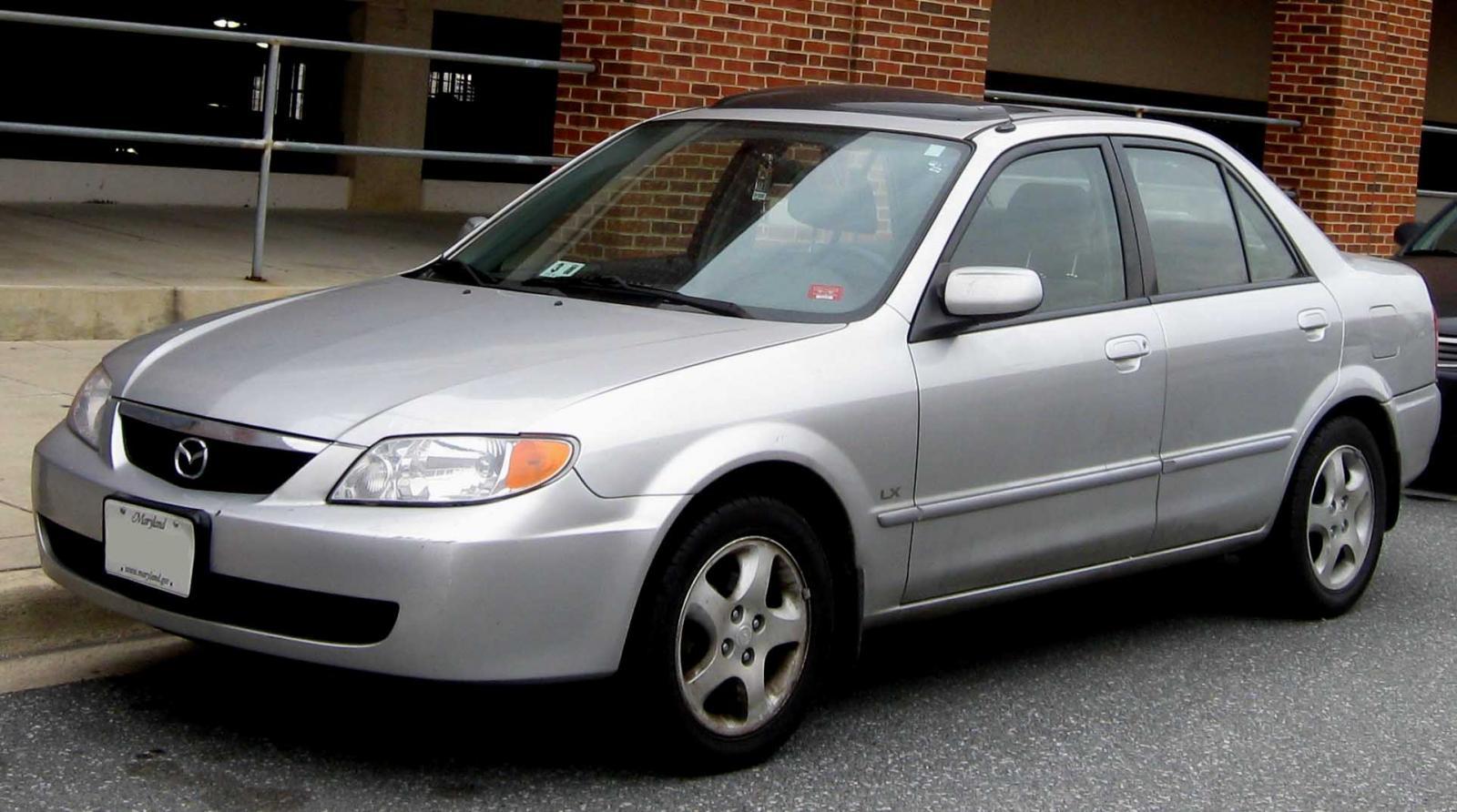 800 1024 1280 1600 origin 2001 Mazda Protege ...