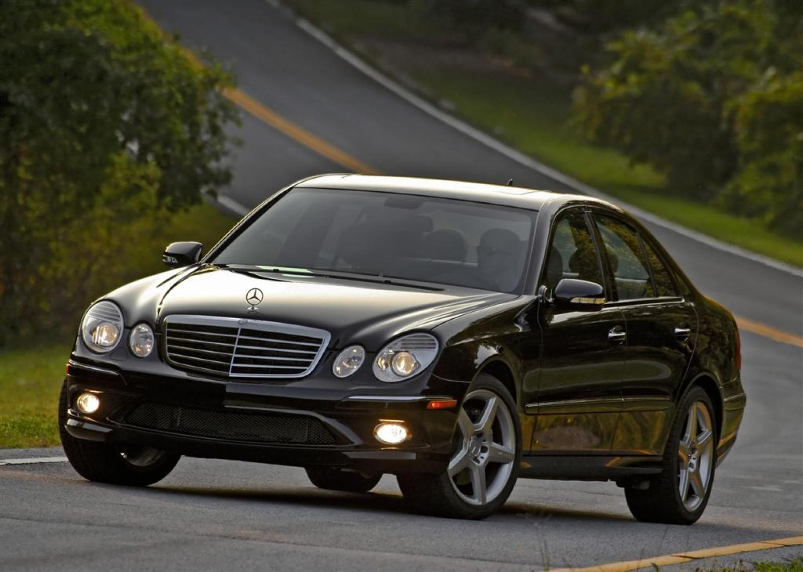 2001 mercedes benz e class information and photos for Facts about mercedes benz