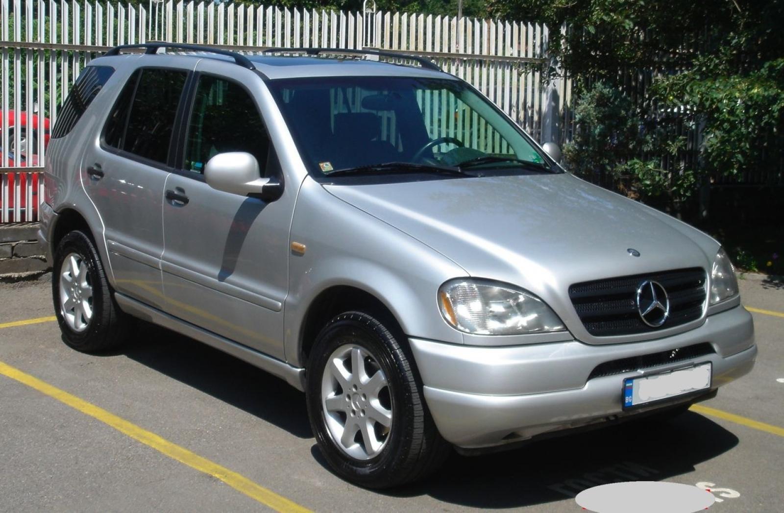 2001 Mercedes-Benz M-Class #1 800 1024 1280 1600 origin