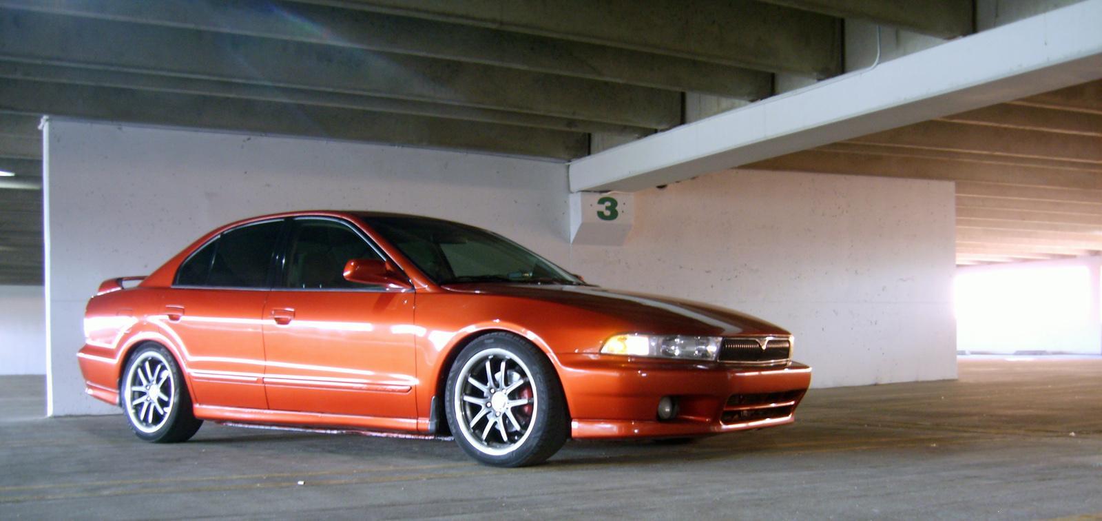 2001 mitsubishi galant 6 mitsubishi galant 6 800 1024 1280 1600 origin - Mitsubishi Galant 2001 Custom