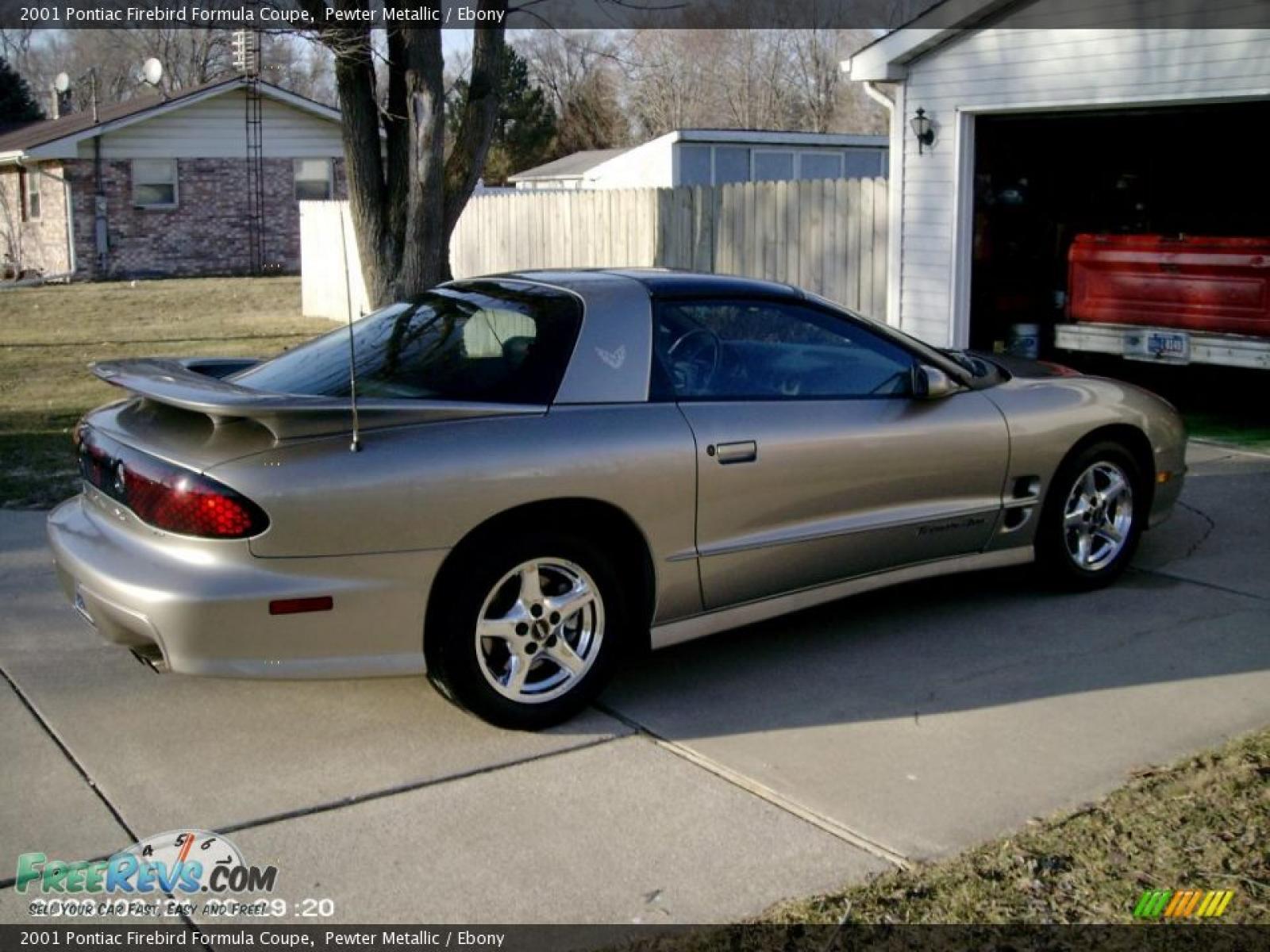 2001 Pontiac Firebird 11