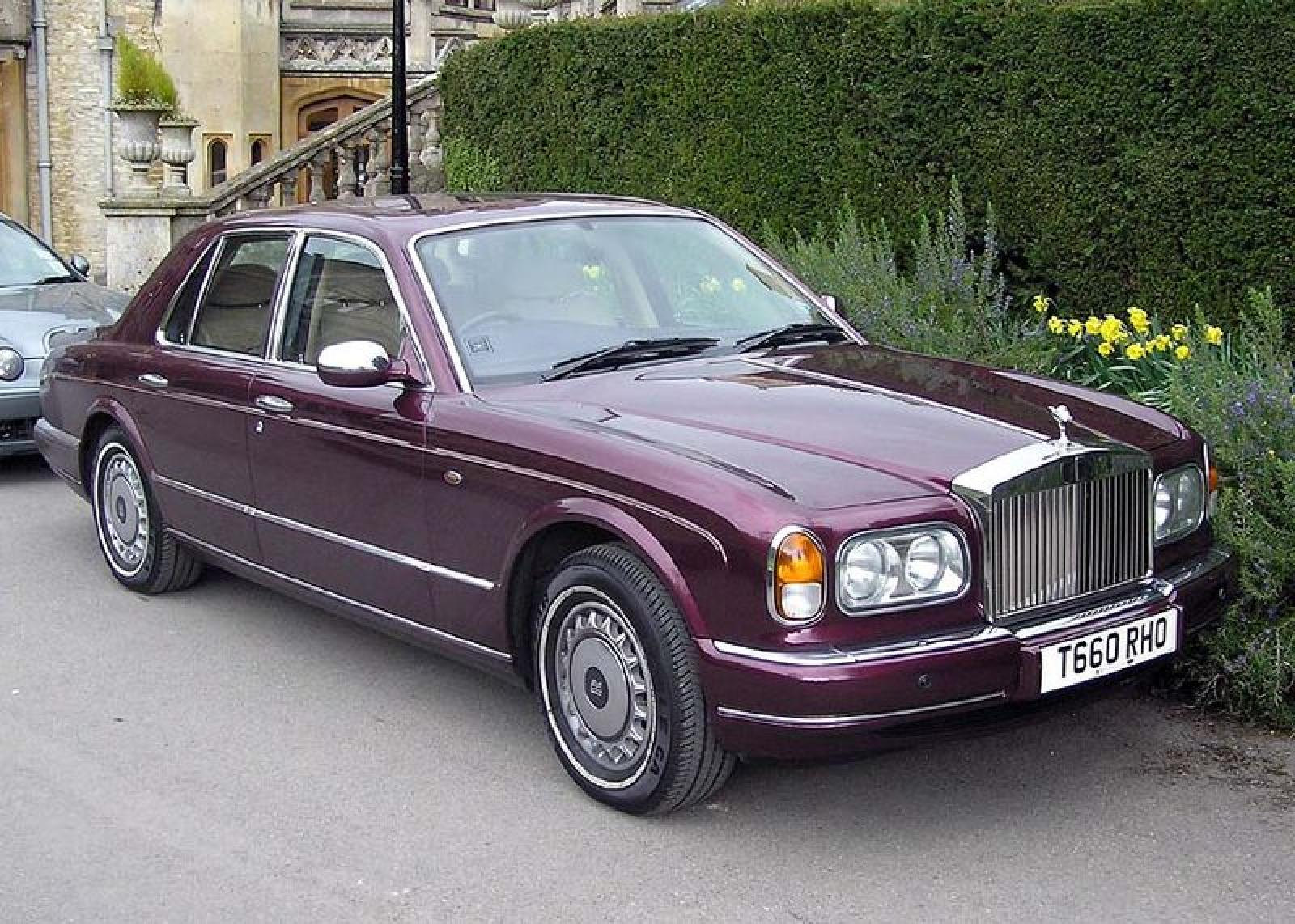 2001 Rolls-Royce Silver Seraph - Information and photos ...