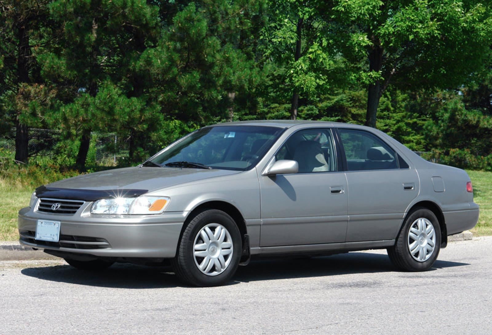 2001 toyota camry - information and photos