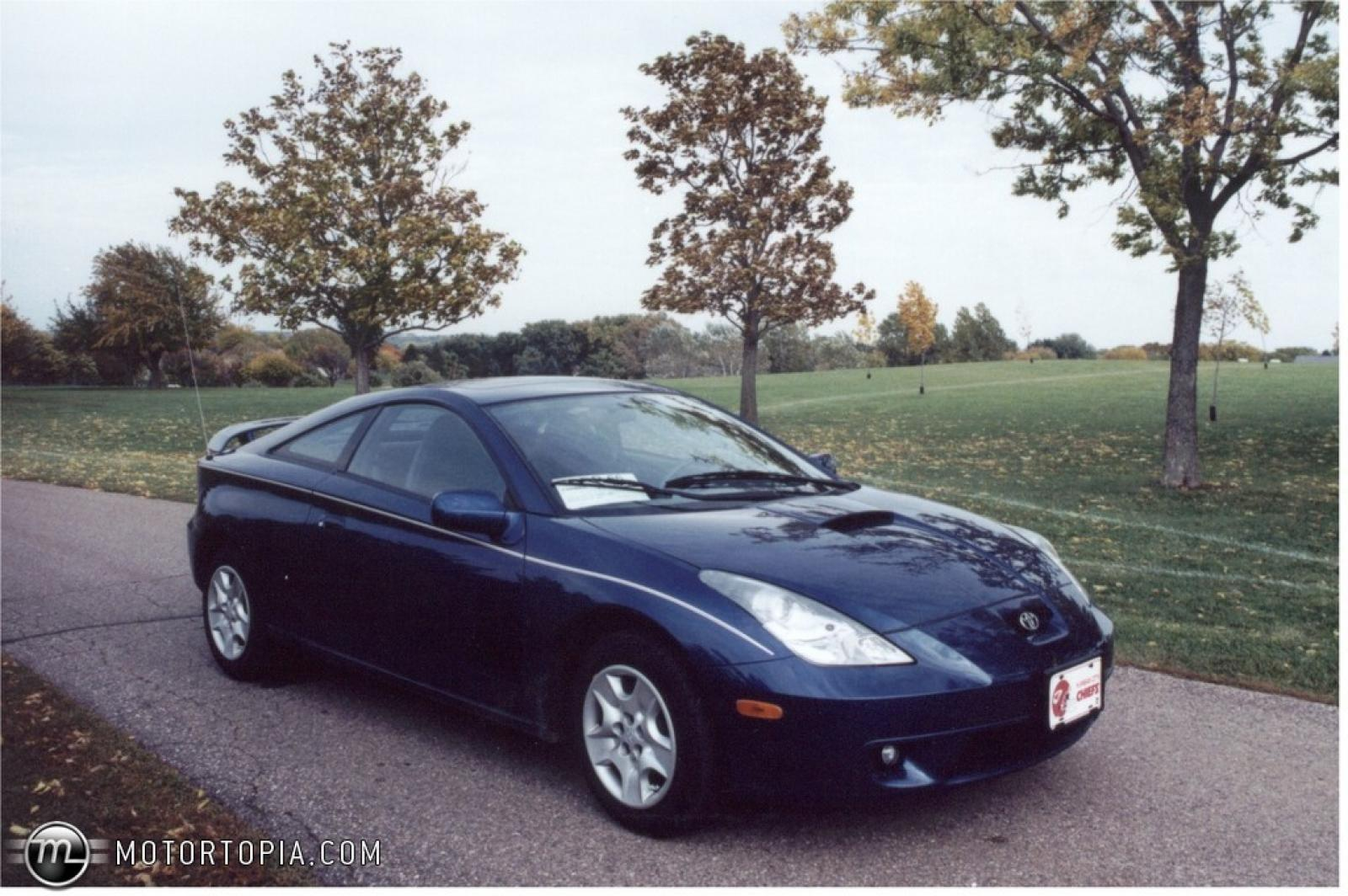 Toyota 2001 toyota celica gt engine for sale : 2001 Toyota Celica - Information and photos - ZombieDrive