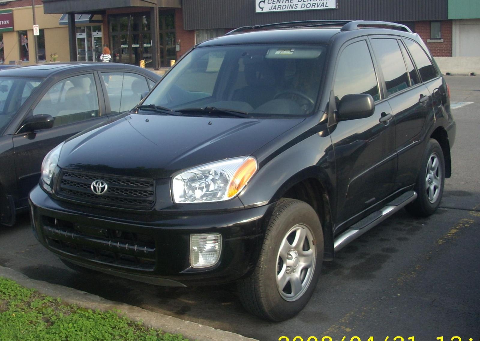 2001 Toyota Rav4 Information And Photos Zombiedrive Lights 800 1024 1280 1600 Origin