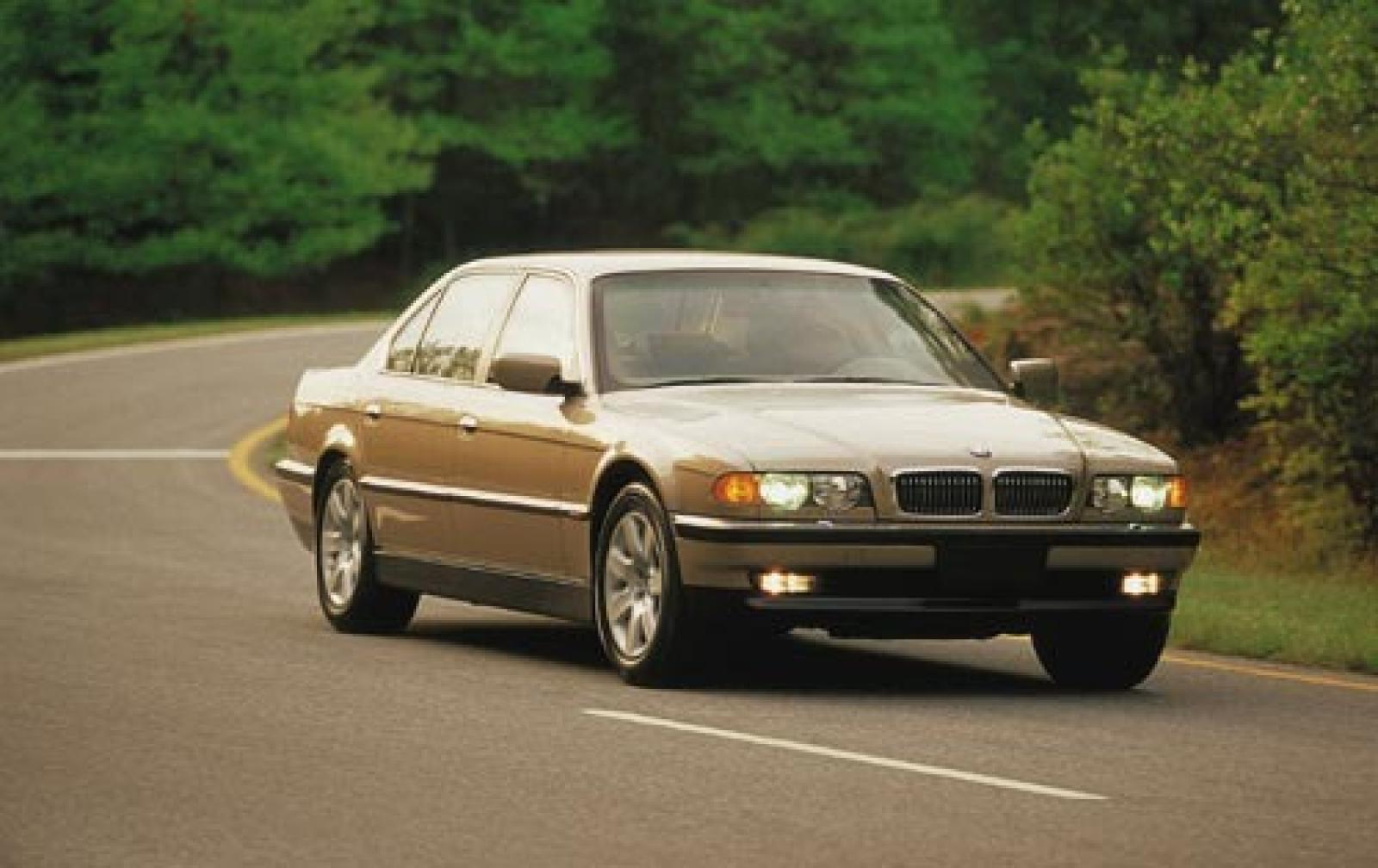 2001 Bmw 7 Series Information And Photos Zombiedrive