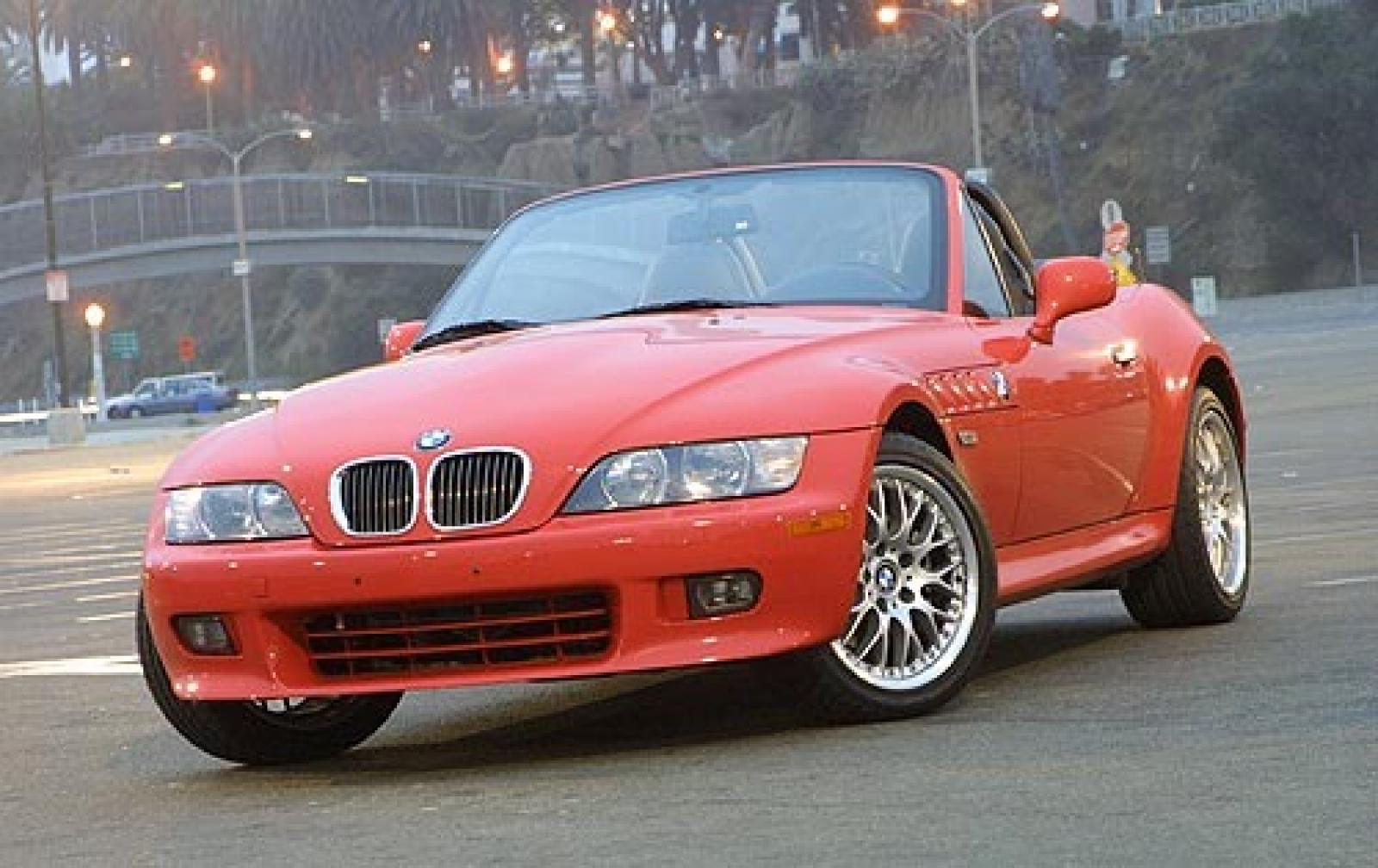 2002 Bmw Z3 Information And Photos Zombiedrive