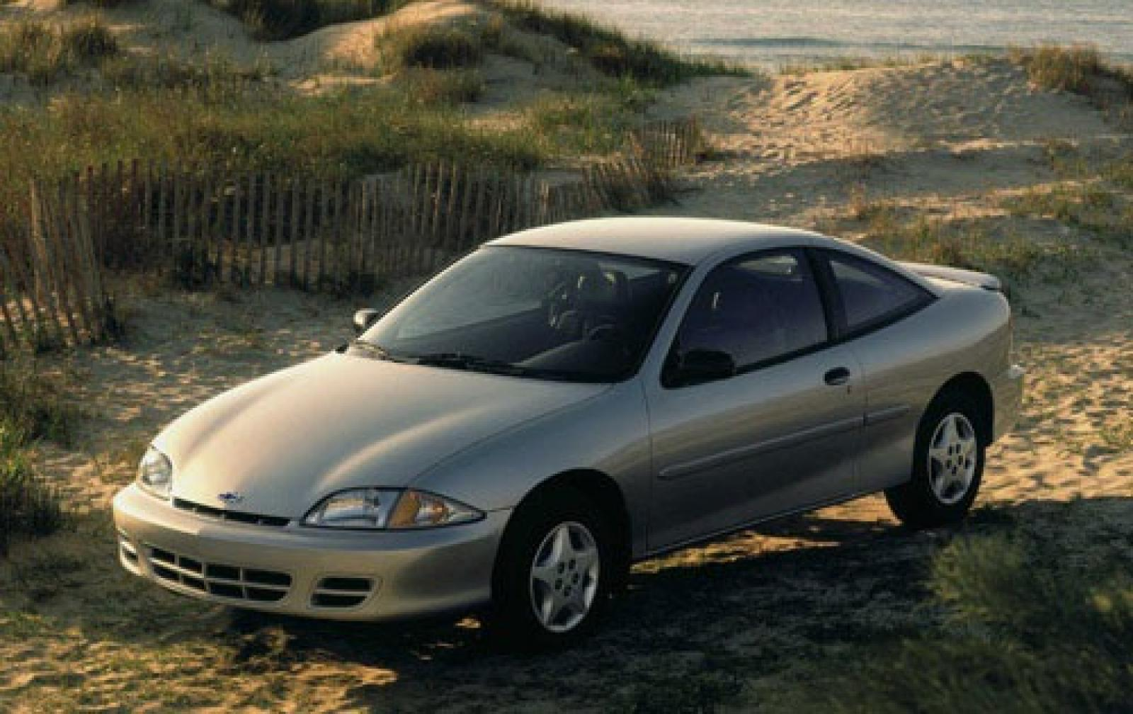 2001 chevrolet cavalier information and photos zombiedrive for Motor oil for 2002 chevy cavalier