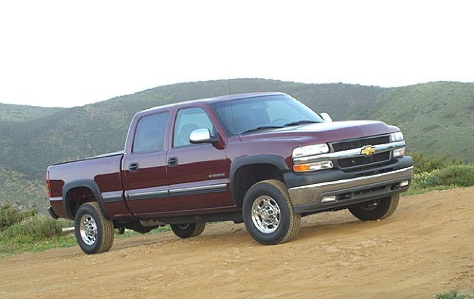 2002 chevrolet silverado 2500hd information and photos. Black Bedroom Furniture Sets. Home Design Ideas