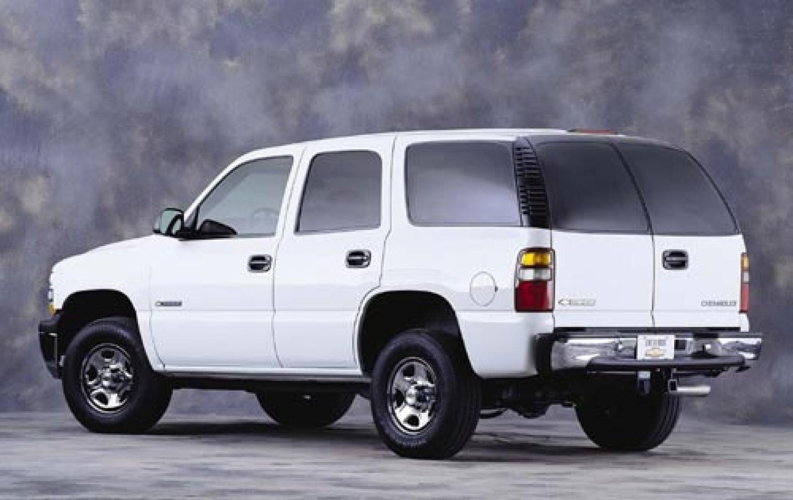 2001 Chevrolet Tahoe - Information and photos - ZombieDrive