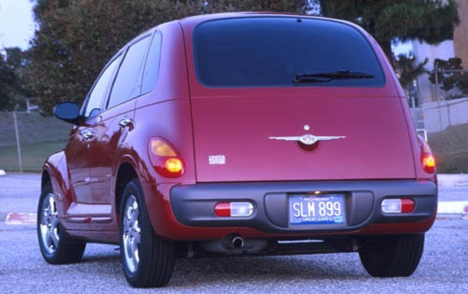 2004 chrysler pt cruiser information and photos. Black Bedroom Furniture Sets. Home Design Ideas