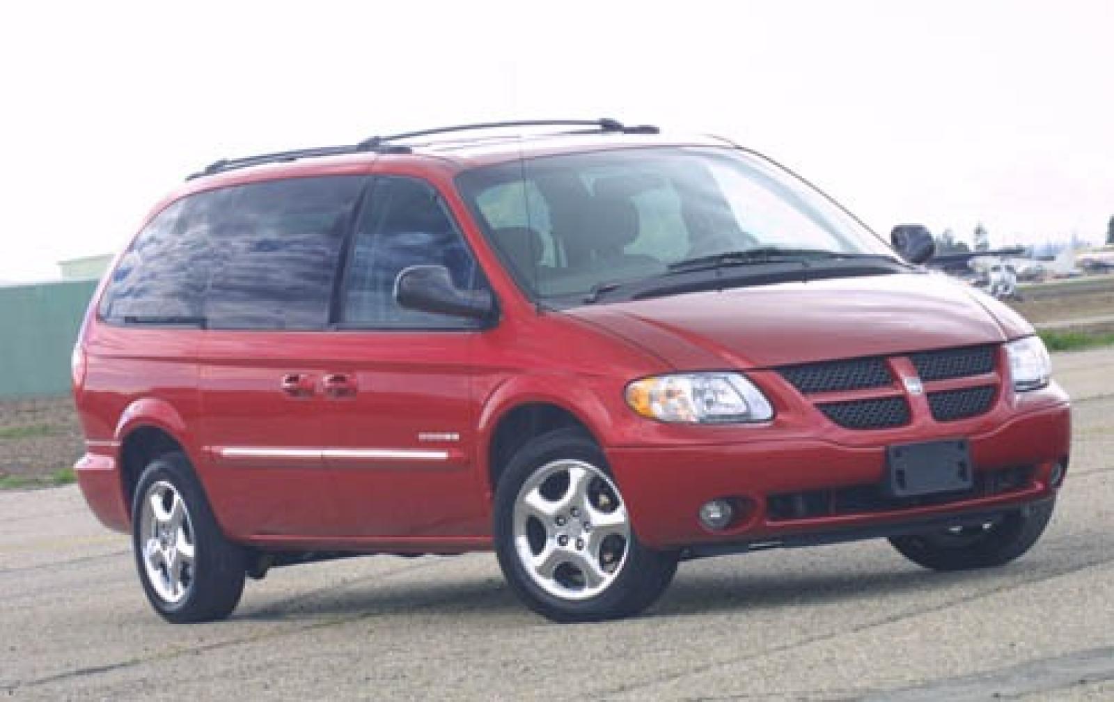 2004 Dodge Grand Caravan  Information and photos  ZombieDrive