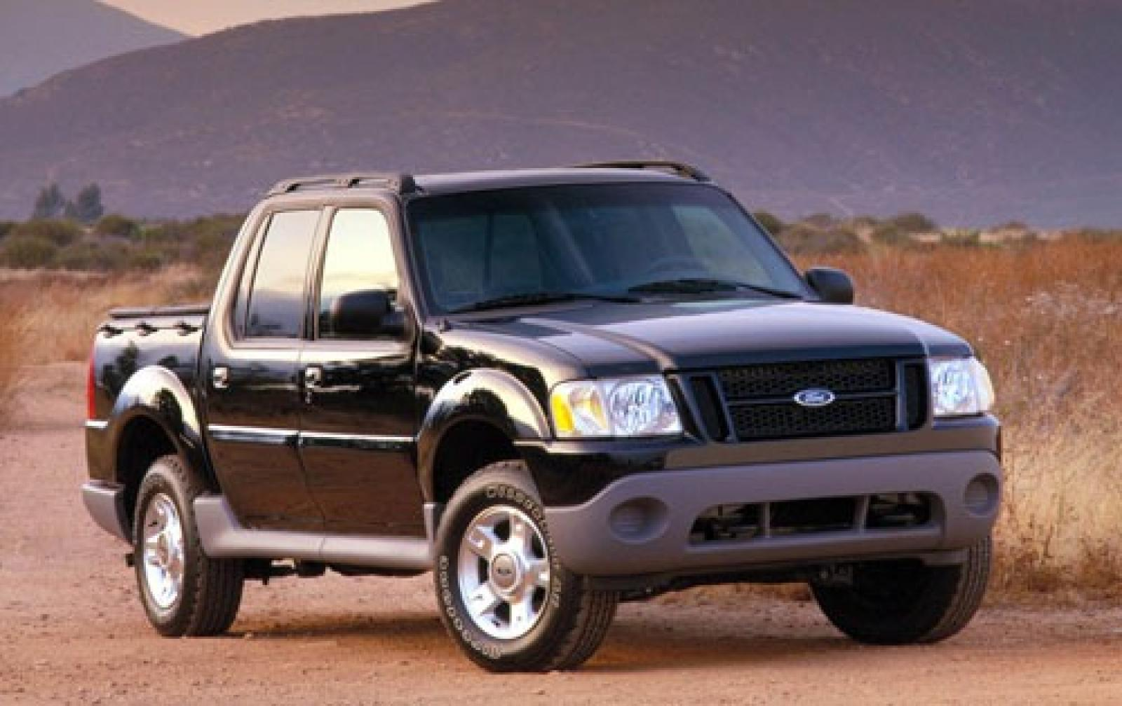 2004 Ford Explorer Sport Trac Information And Photos Zombiedrive Kia 2000s Wiring Diagrams Gallery
