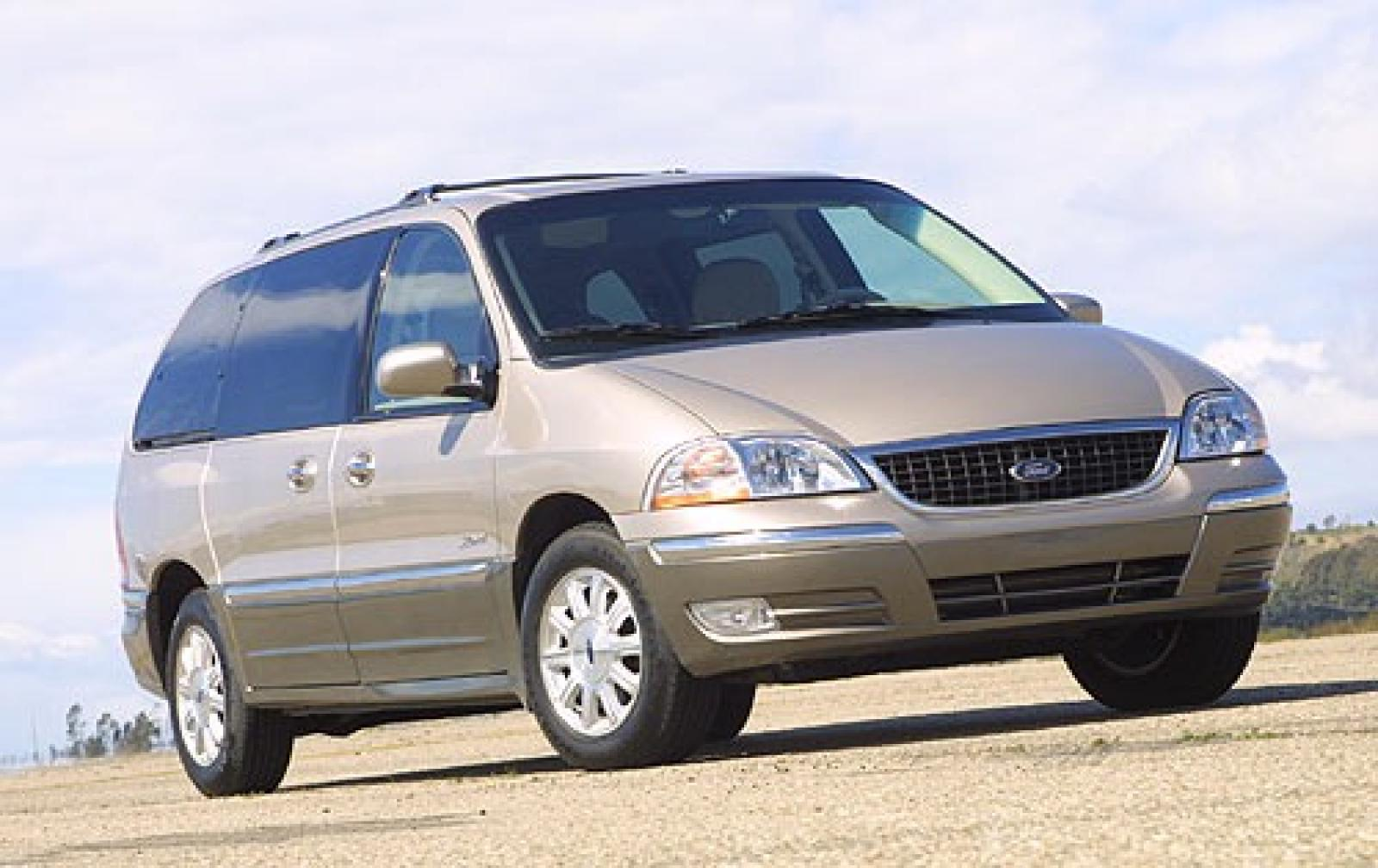 2003 Ford Windstar Cargo Information And Photos