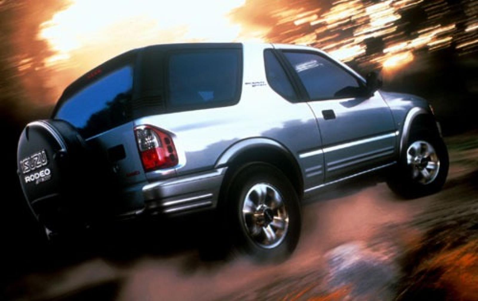 2001 Isuzu Rodeo Sport - Information and photos - Zomb Drive