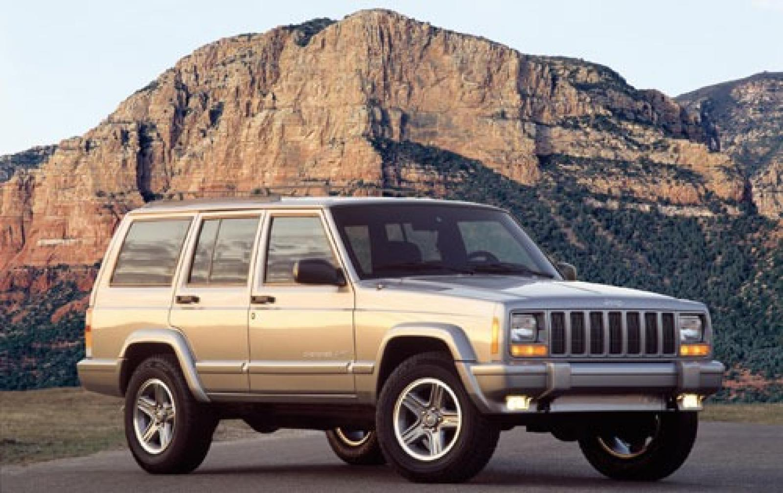 2001 jeep cherokee information and photos zombiedrive. Black Bedroom Furniture Sets. Home Design Ideas