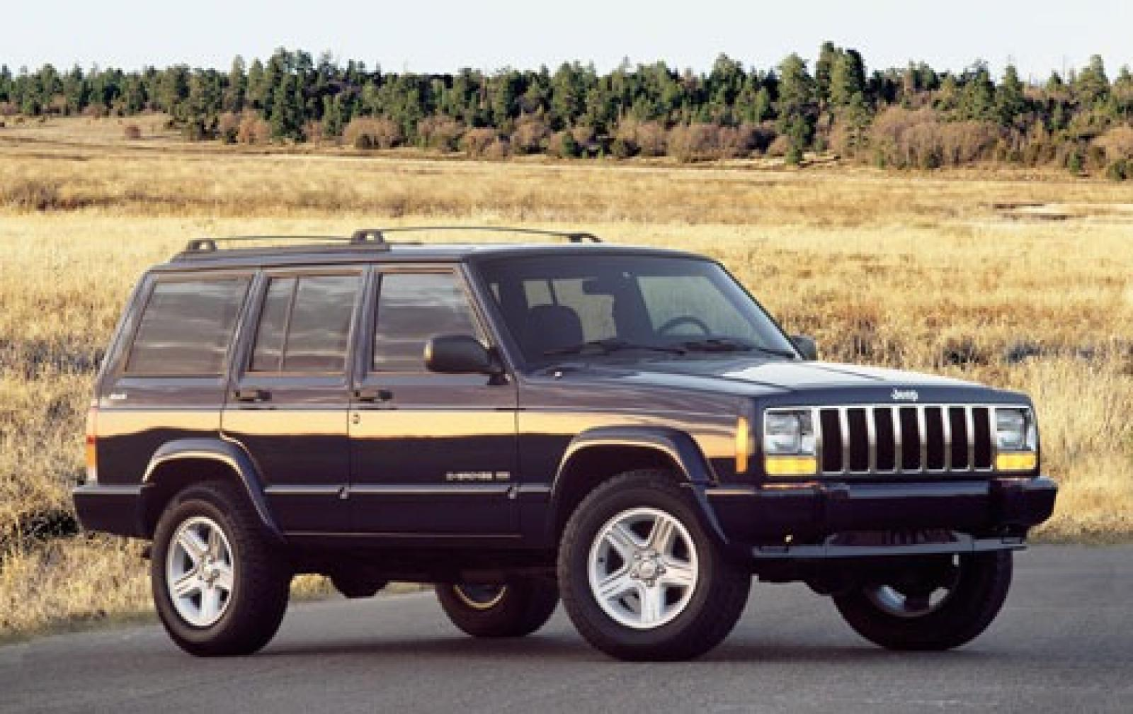 ... 2001 Jeep Cherokee Limite exterior #2 800 1024 1280 1600 origin ...