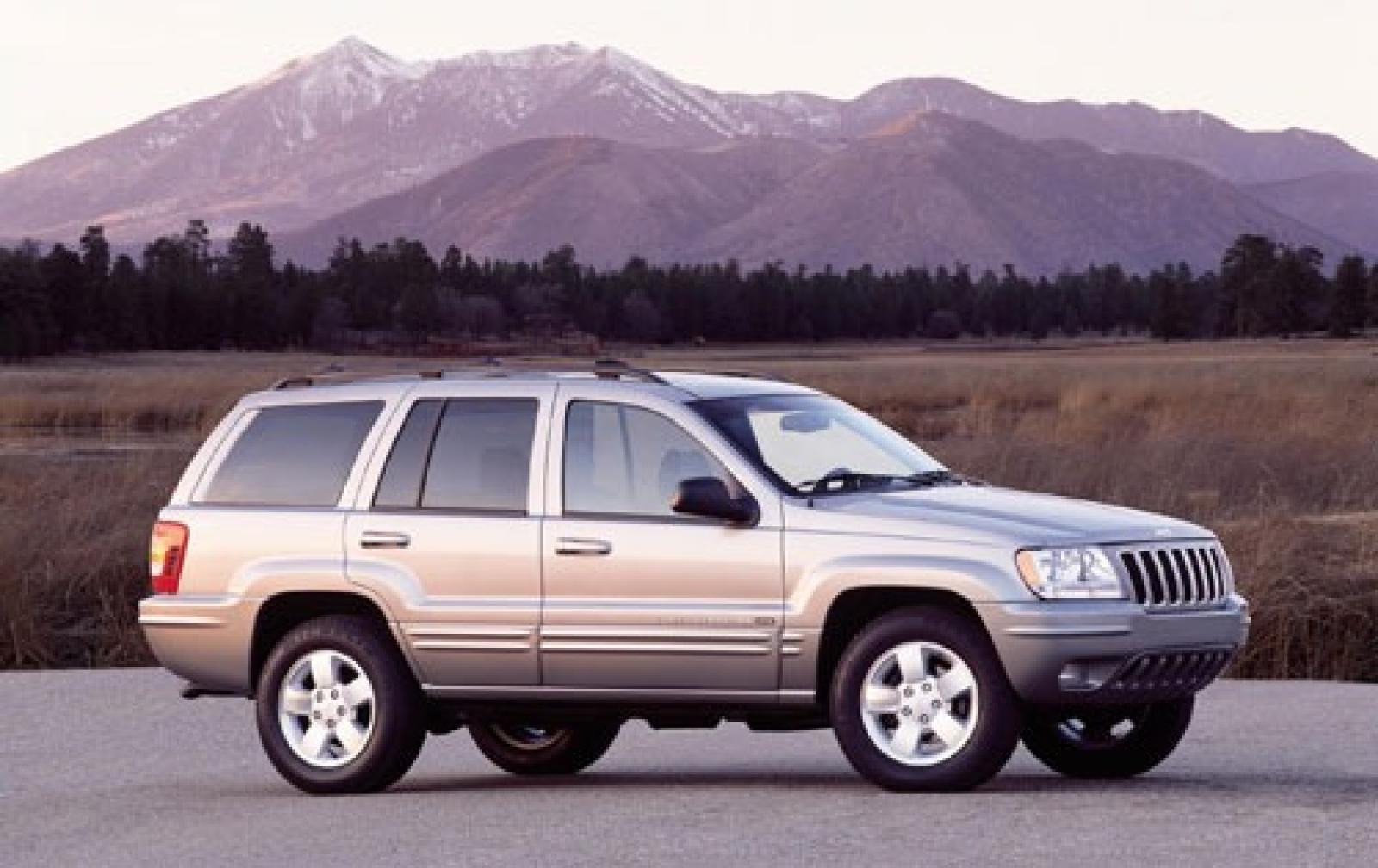 2001 Jeep Grand Cherokee Information And Photos Zombiedrive 1999 Limited Exterior 3 800 1024 1280 1600 Origin