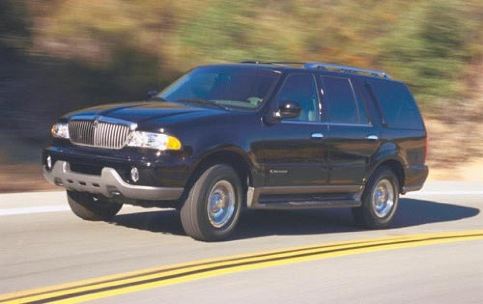 2001 Navigator Engine Lincoln Diagram Information And Photos Zombiedrive 1600x1008