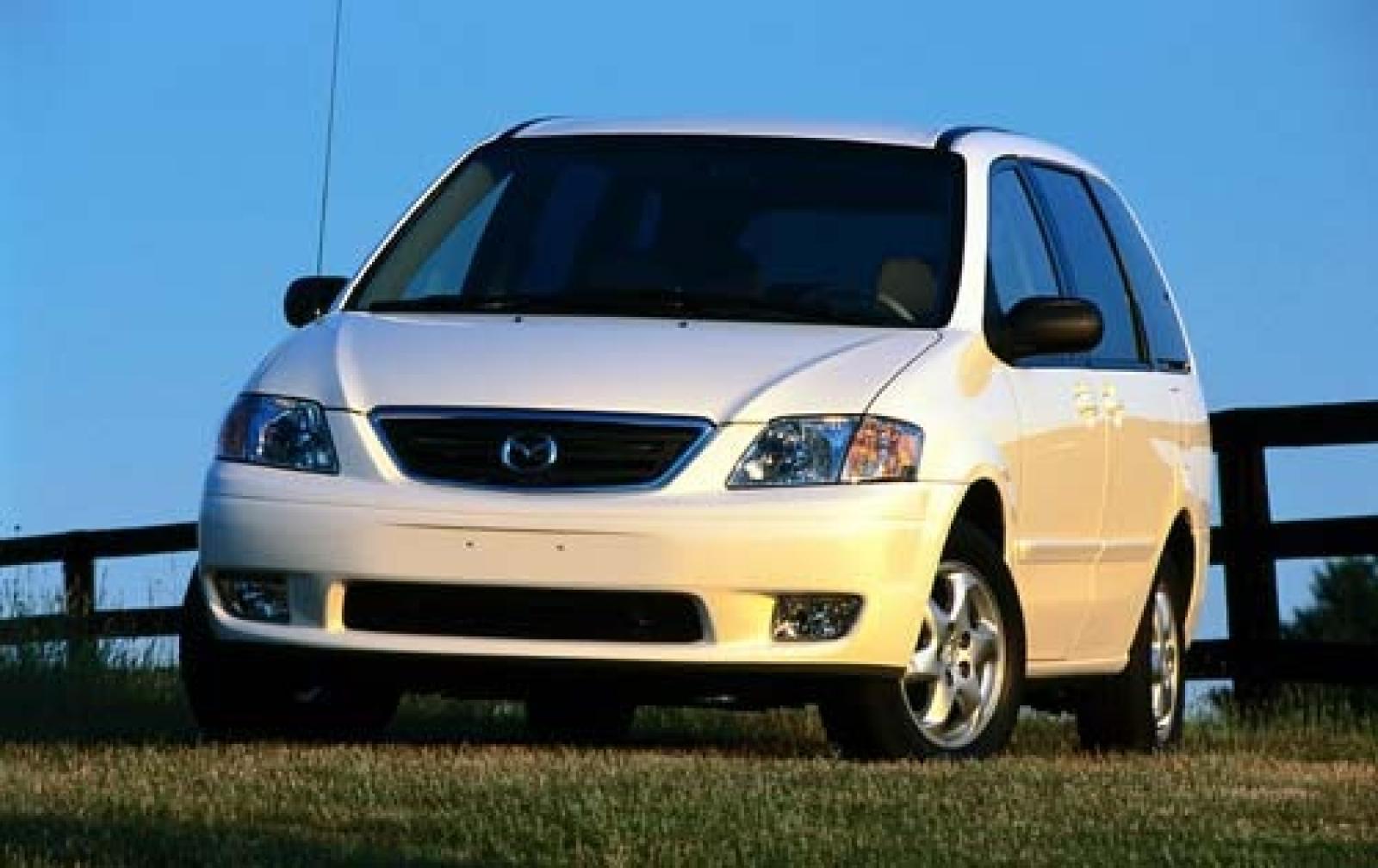 800 1024 1280 1600 origin 2001 Mazda MPV ...