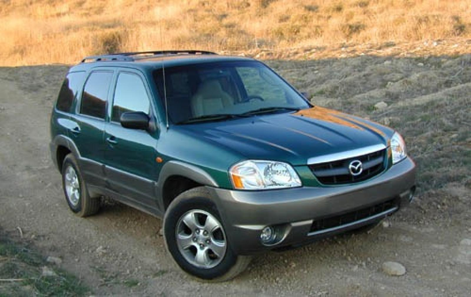 2003 mazda tribute information and photos zombiedrive. Black Bedroom Furniture Sets. Home Design Ideas
