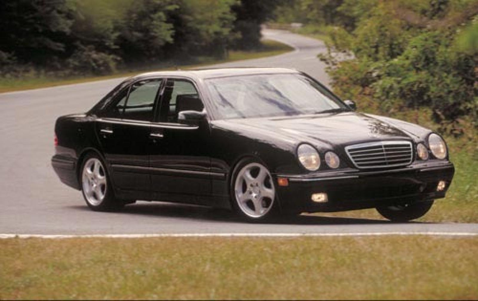 2003 mercedes benz e class information and photos for Mercedes benz class e