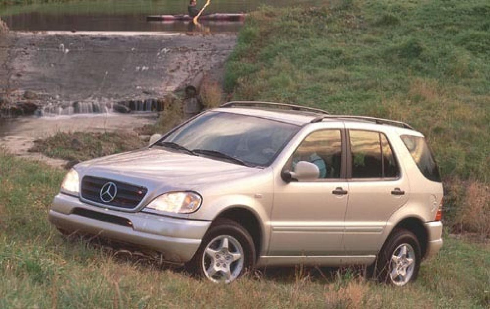2003 mercedes benz m class information and photos for 2003 mercedes benz ml320