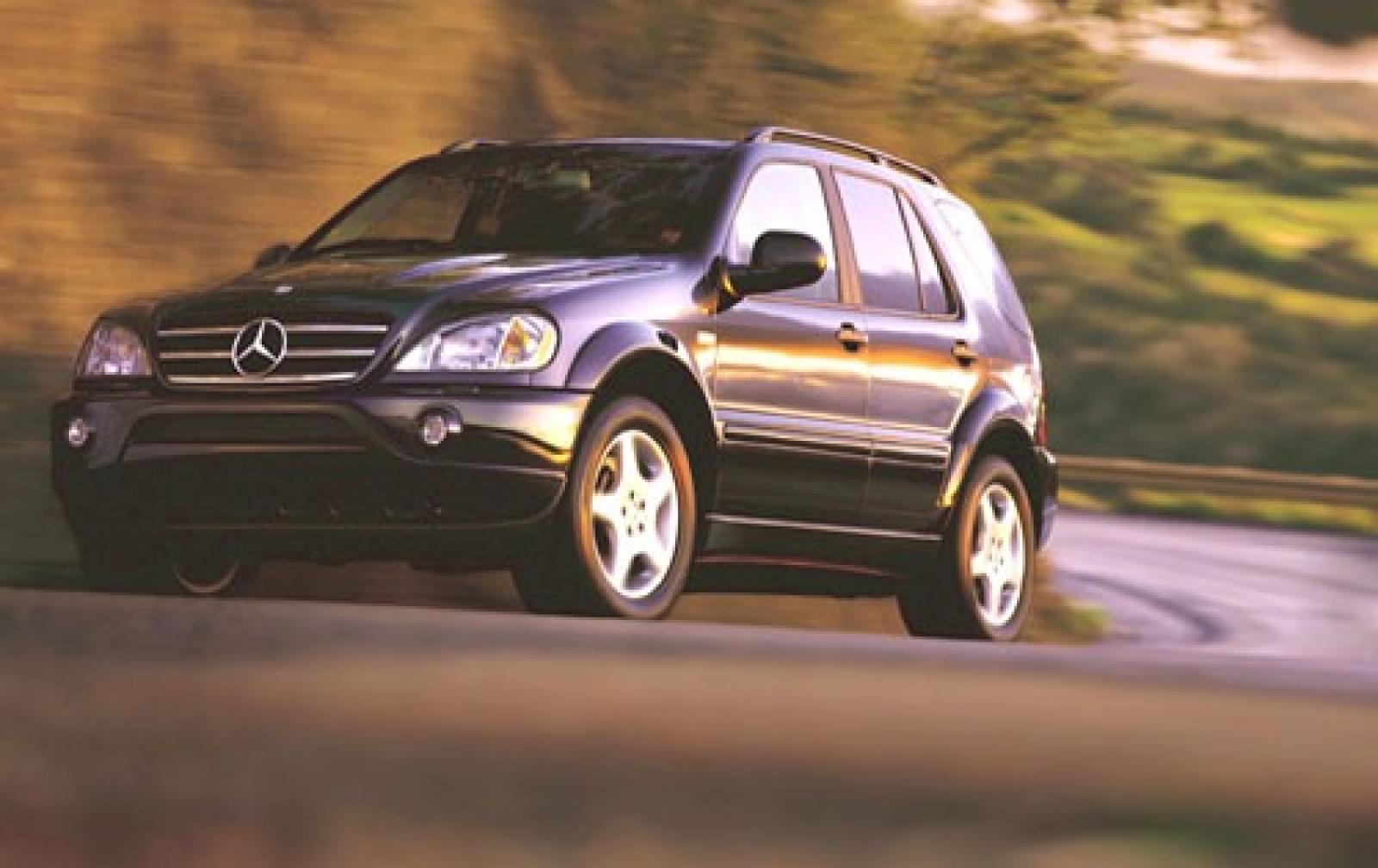 2003 mercedes benz m class information and photos for 2003 mercedes benz suv