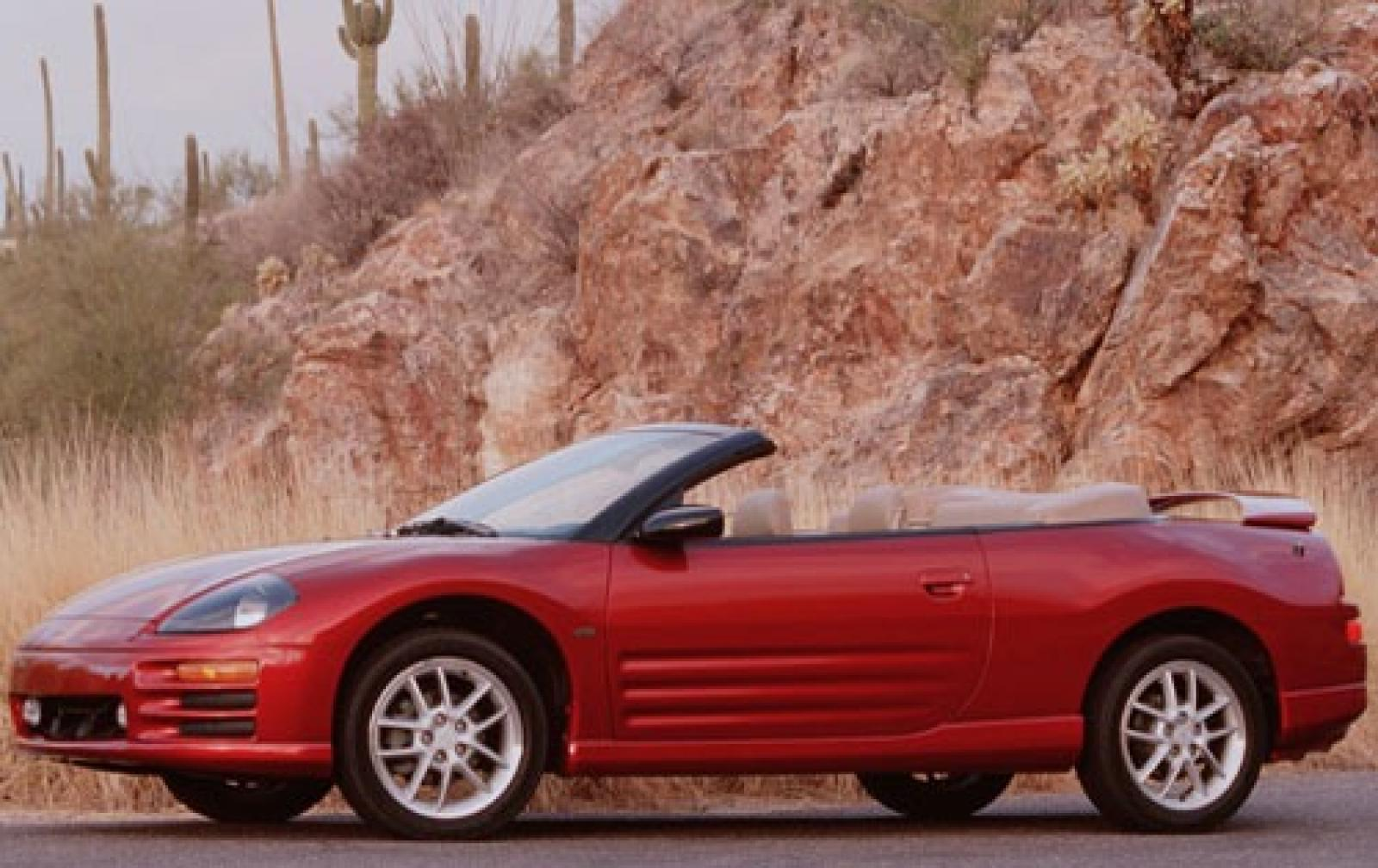 review s spyder news mitsubishi drive car photo gt driver reviews first original eclipse and