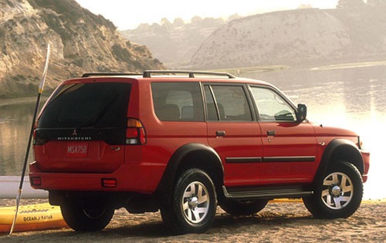 2001 Mitsubishi Montero Sport Information And Photos Zombiedrive 7 2002 S Interior 800 1024 1280 1600 Origin