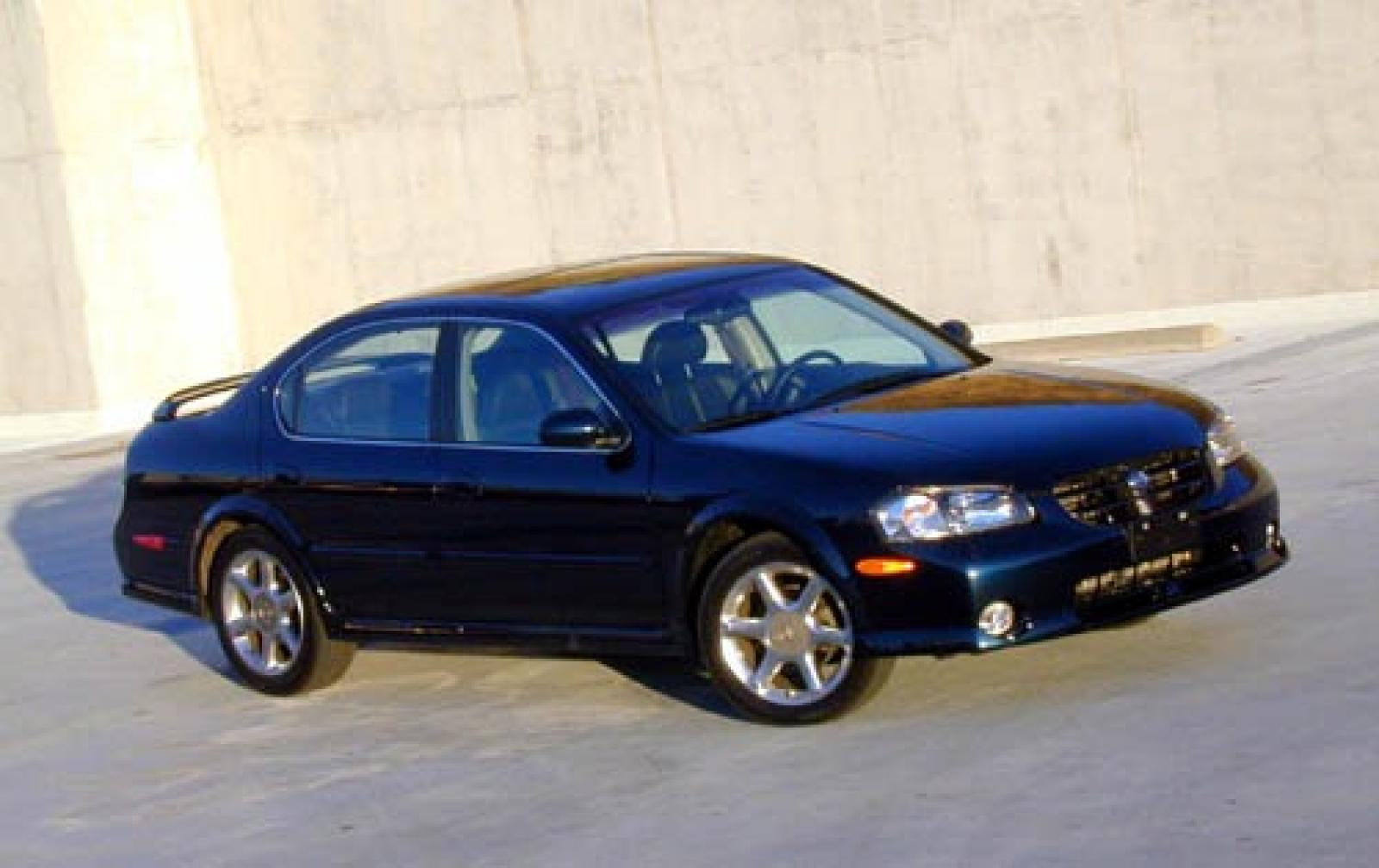 2001 nissan maxima information and photos zombiedrive. Black Bedroom Furniture Sets. Home Design Ideas
