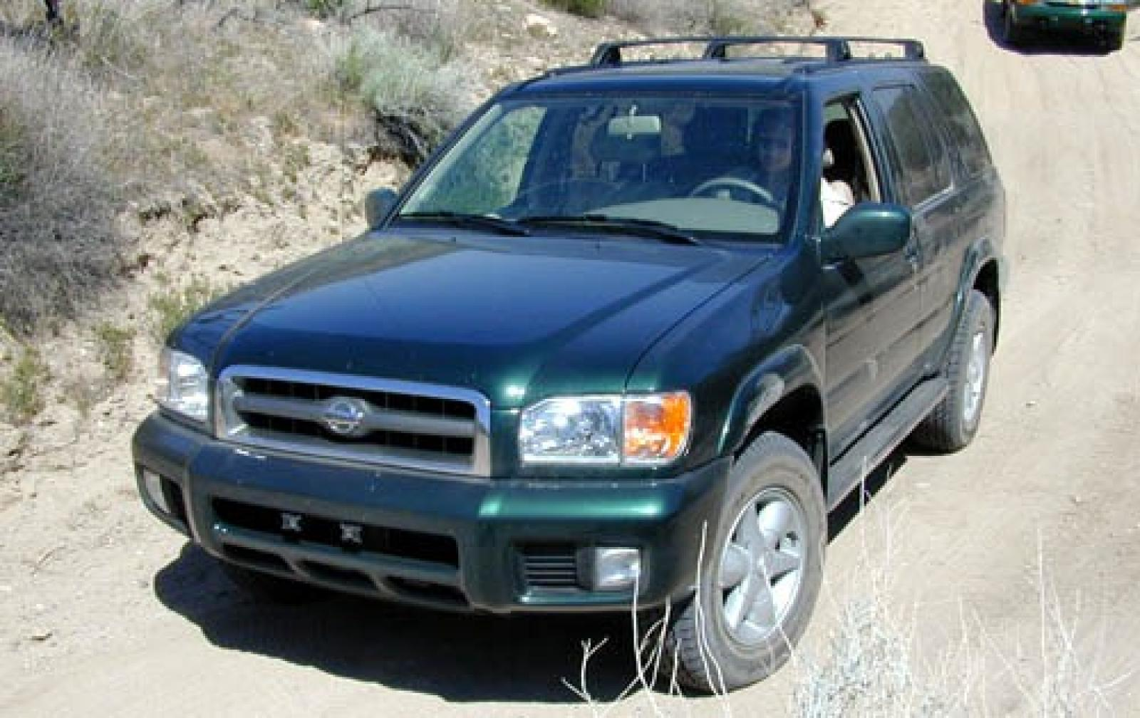 800 1024 1280 1600 Origin 2001 Nissan Pathfinder ...