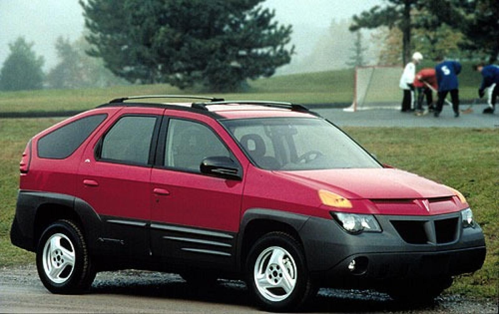 2005 pontiac aztek information and photos zombiedrive. Black Bedroom Furniture Sets. Home Design Ideas
