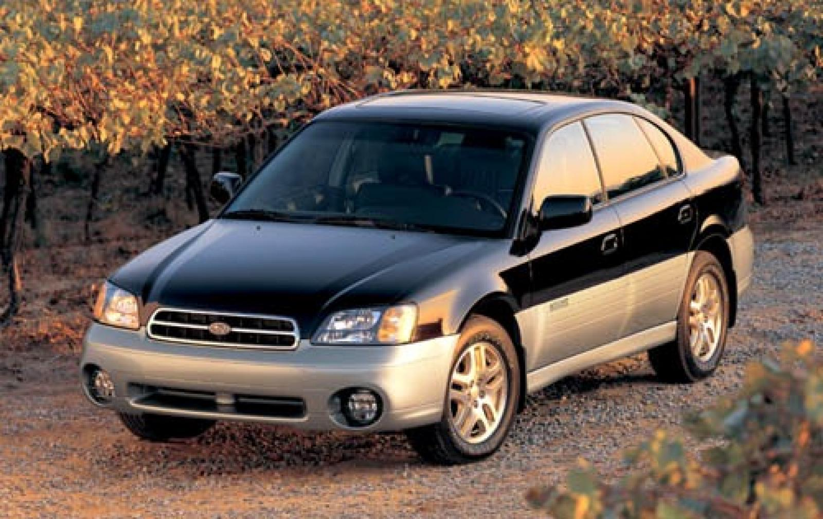 2004 subaru outback information and photos zombiedrive 800 1024 1280 1600 origin 2004 subaru outback vanachro Gallery