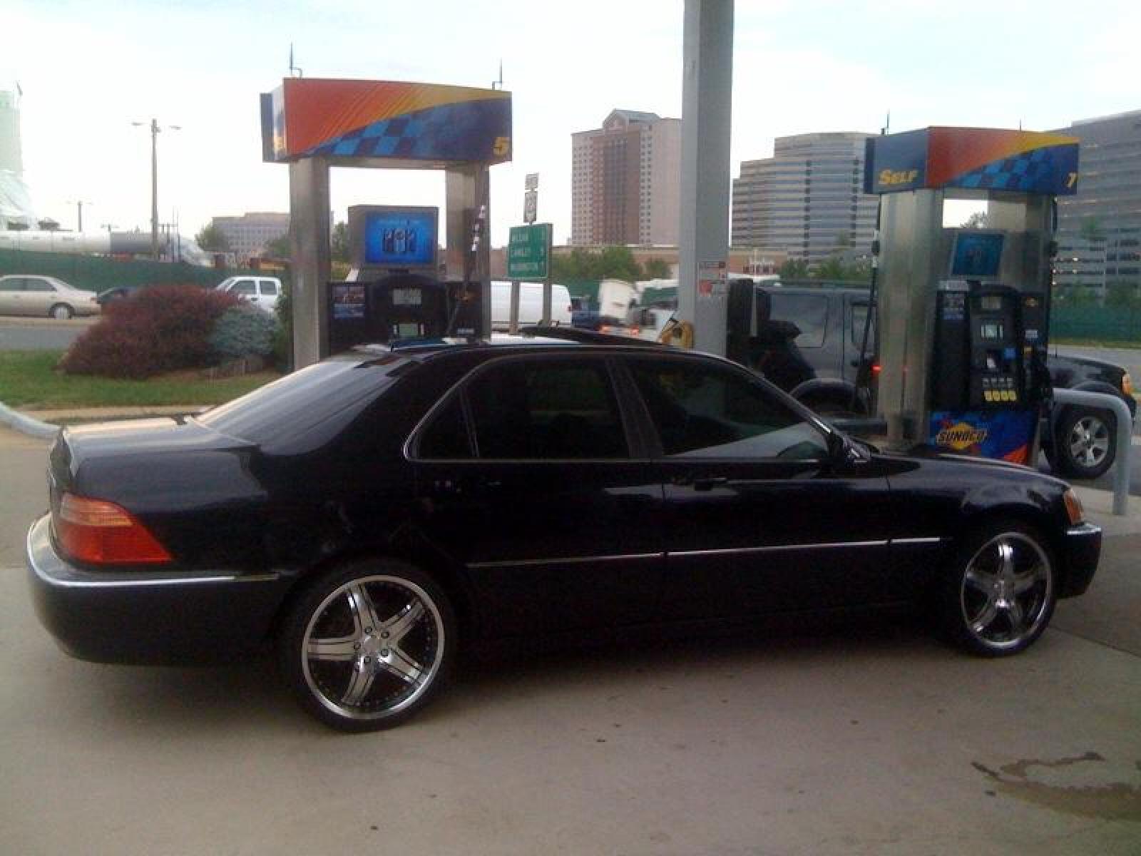 Acura Rl On 22s Fuse Box 2002 11