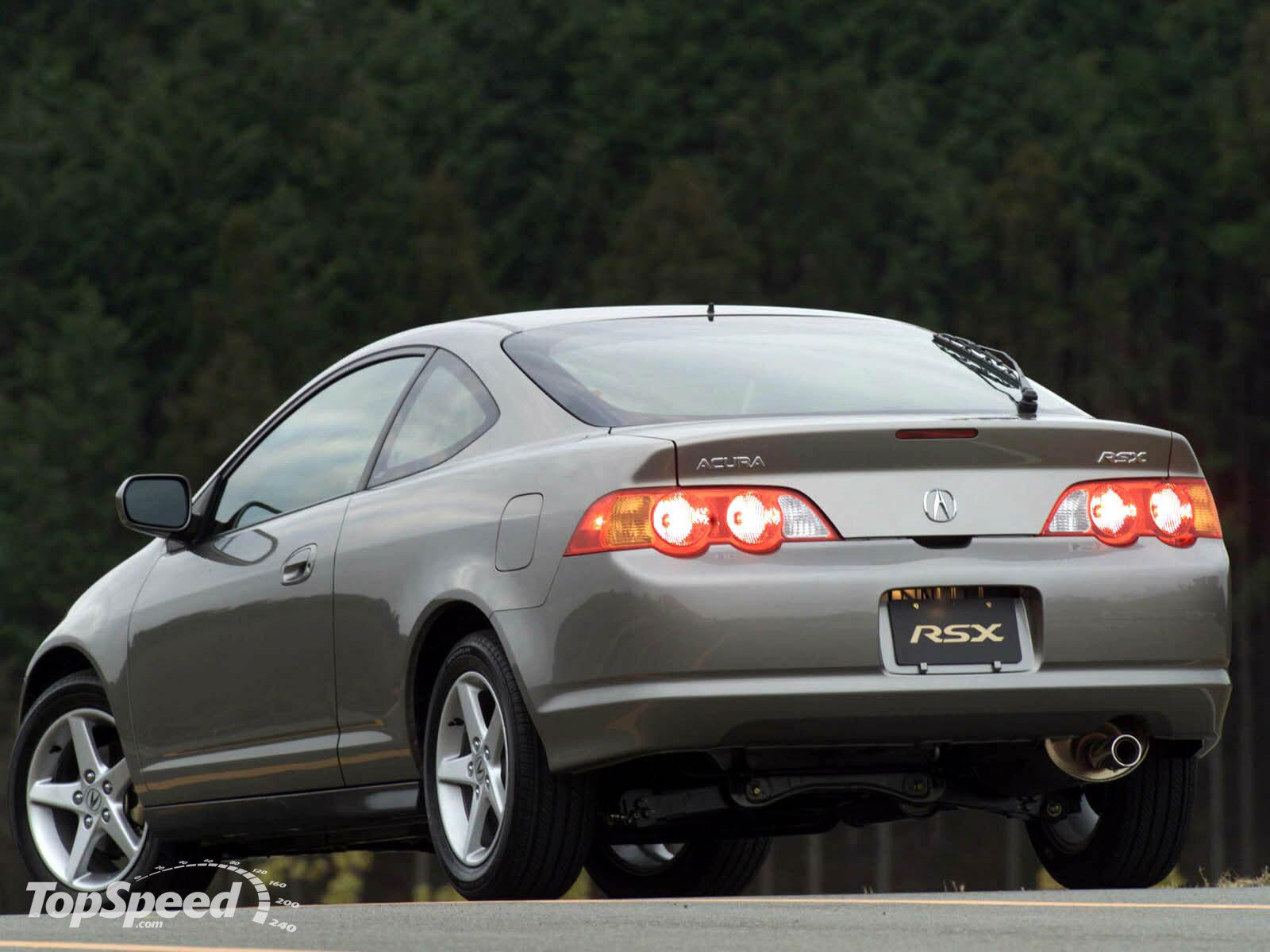 2002 Acura RSX - Information and photos - ZombieDrive