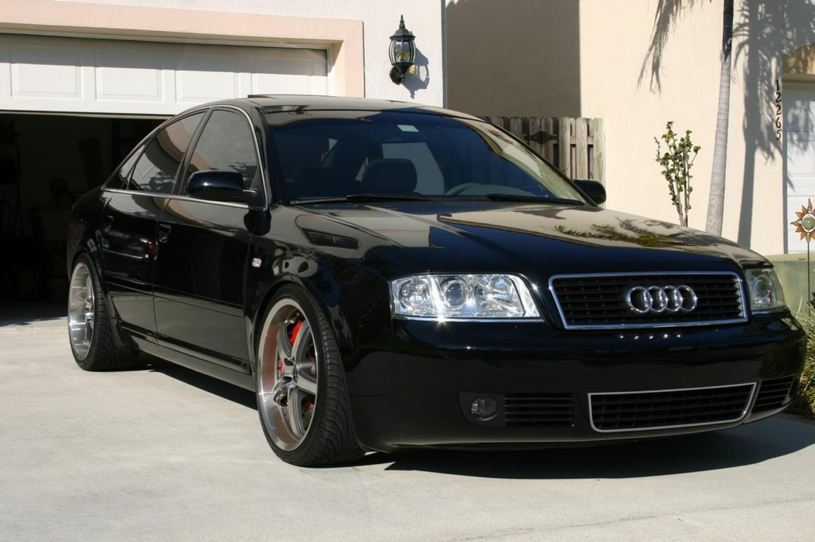 2002 audi a6 information and photos zomb drive. Black Bedroom Furniture Sets. Home Design Ideas