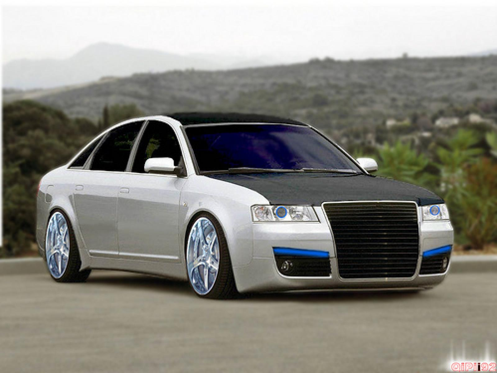 2002 audi a6 information and photos zombiedrive. Black Bedroom Furniture Sets. Home Design Ideas