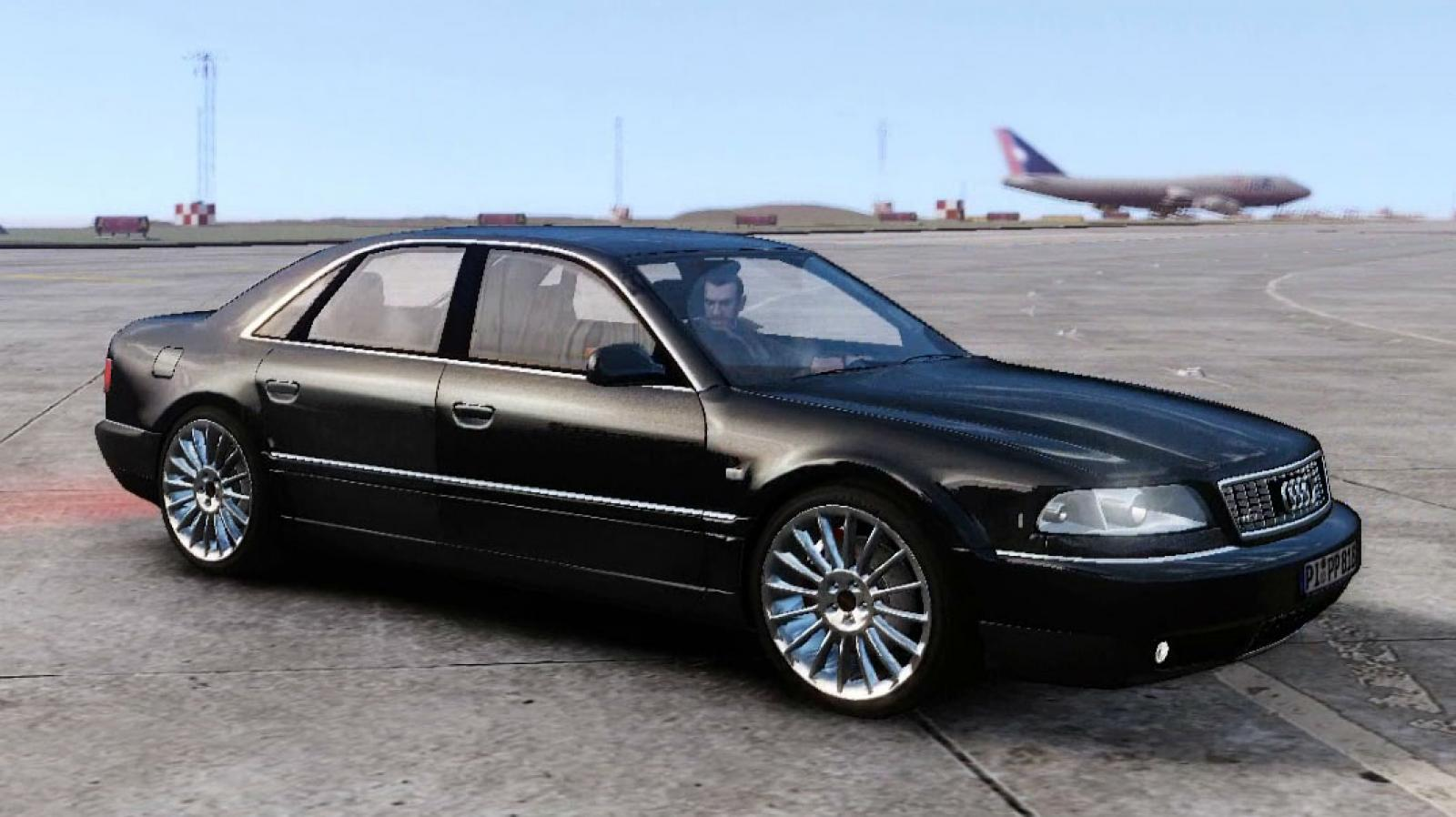 2002 Audi A8 Information And Photos Zombiedrive