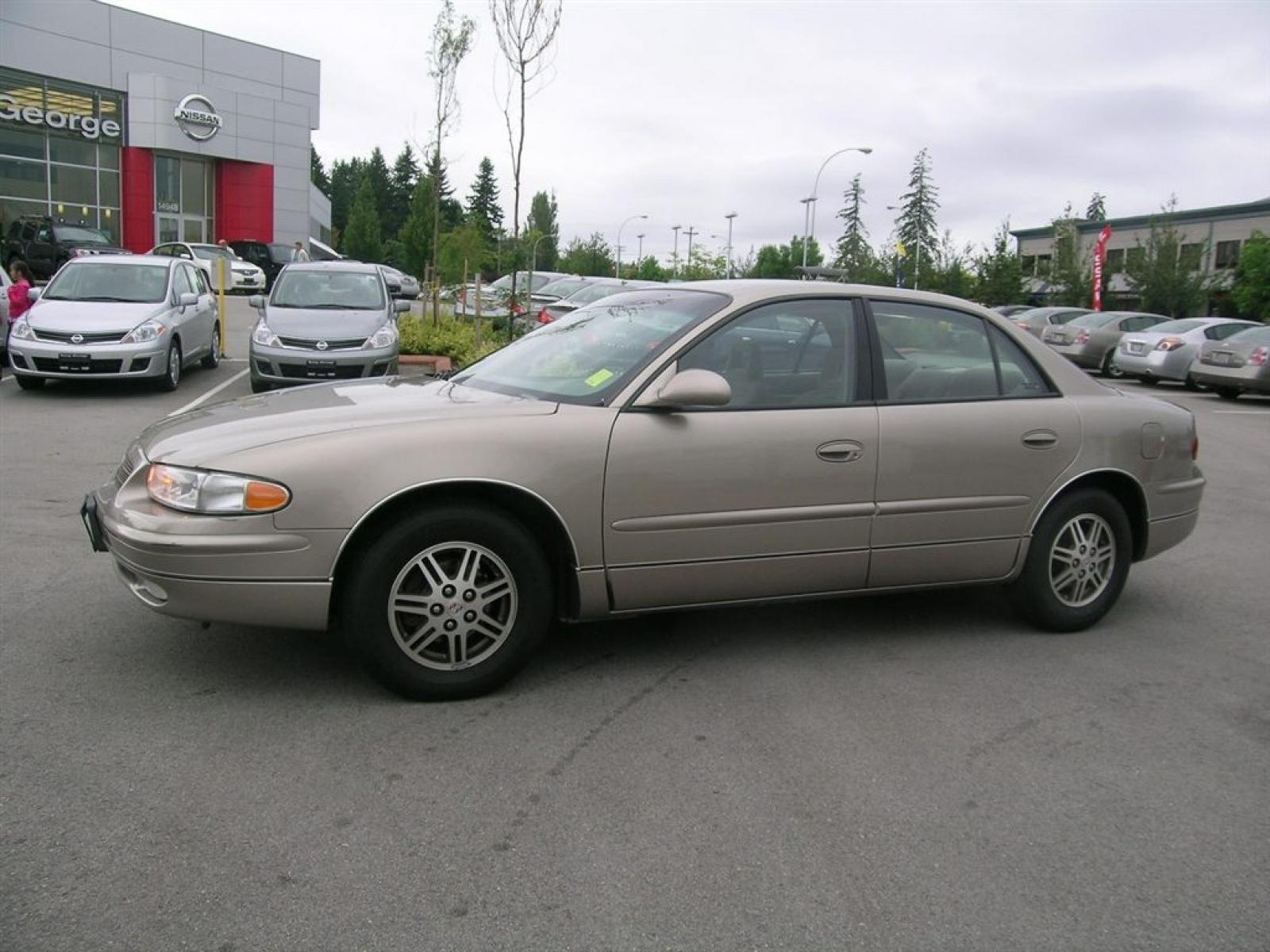 2002 Buick Regal - Information and photos - Zomb Drive