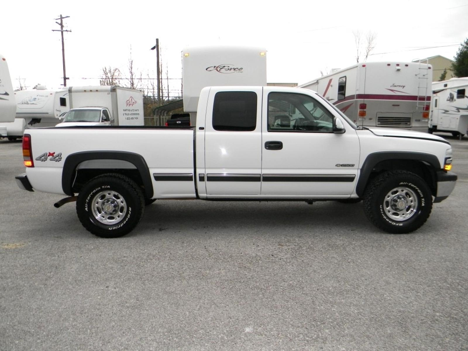 2002 Chevrolet Silverado 2500 Information And Photos Zombiedrive Wiring Diagram 800 1024 1280 1600 Origin