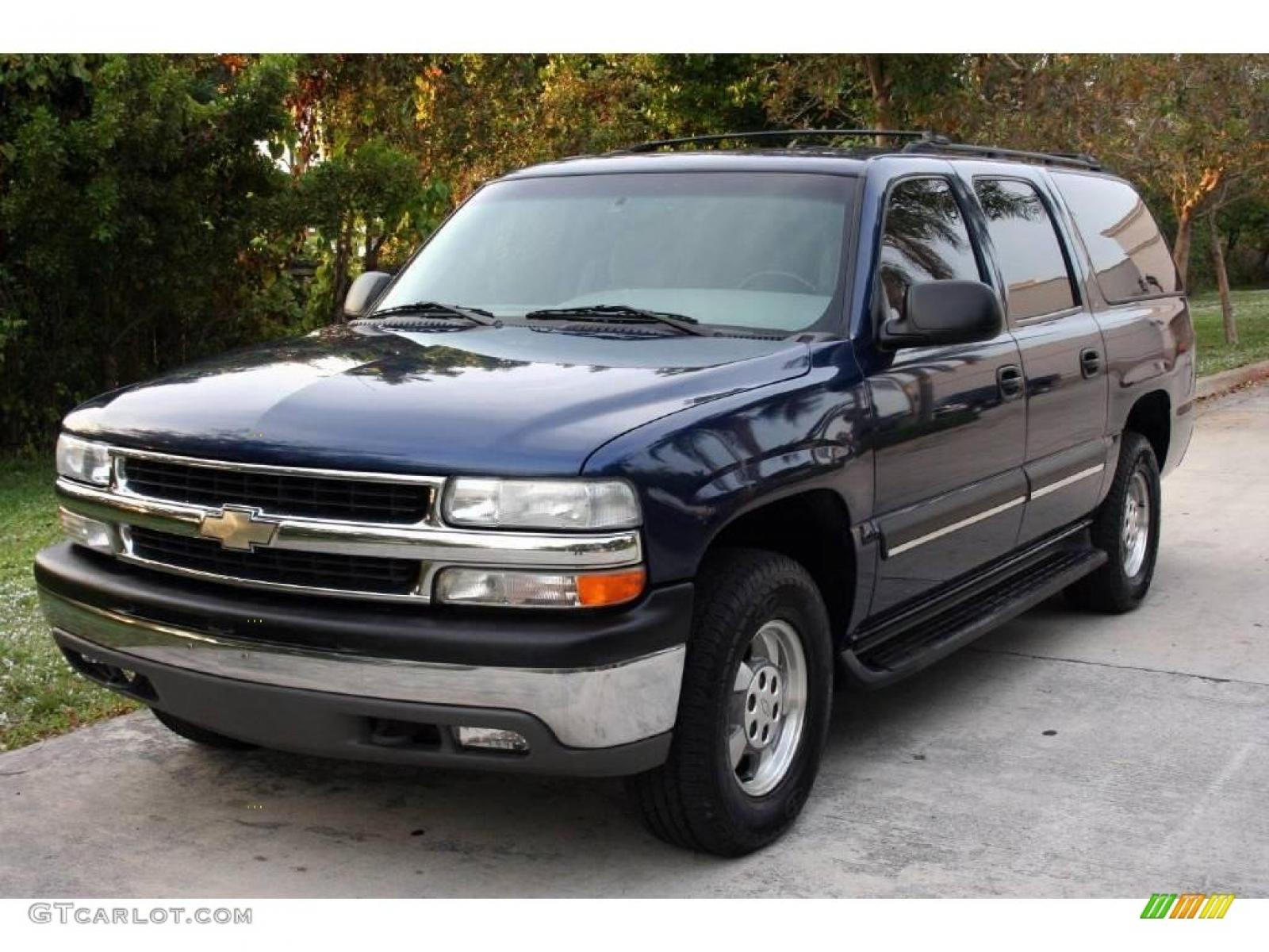 2002 chevrolet suburban information and photos zombiedrive. Black Bedroom Furniture Sets. Home Design Ideas