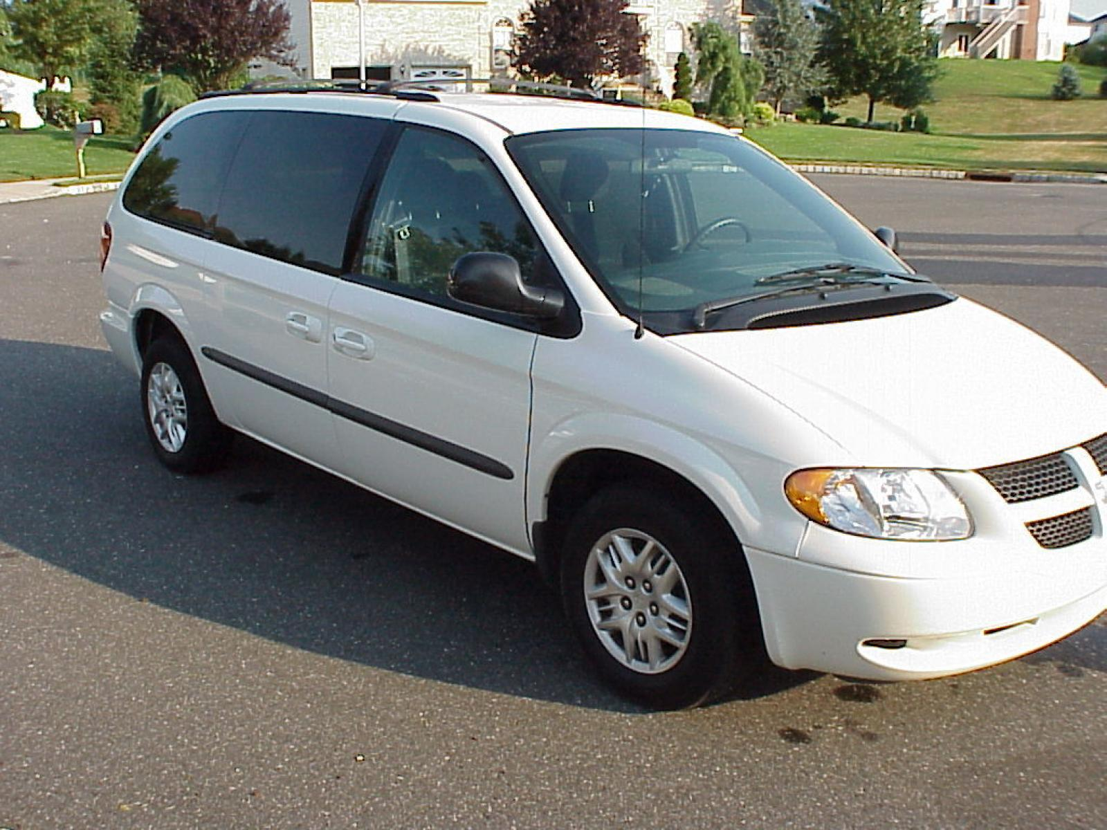 2002 dodge caravan information and photos zombiedrive. Black Bedroom Furniture Sets. Home Design Ideas