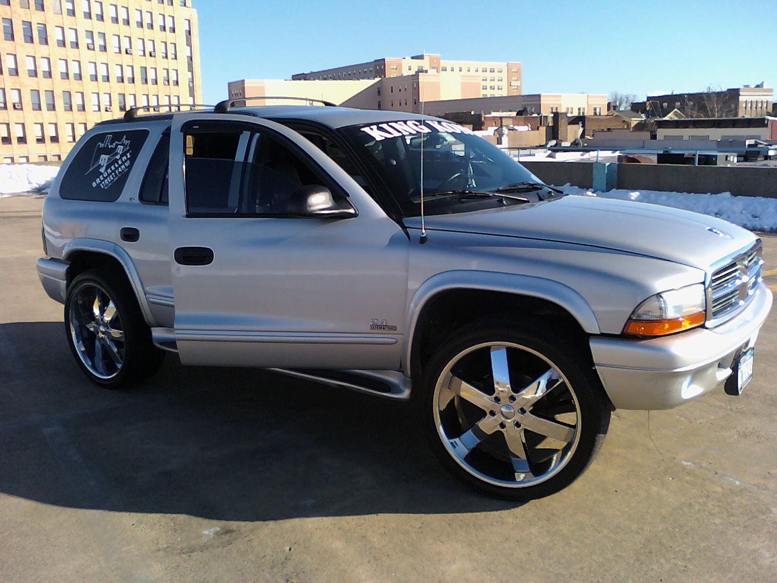 2002 Dodge Durango Information And Photos Zombiedrive