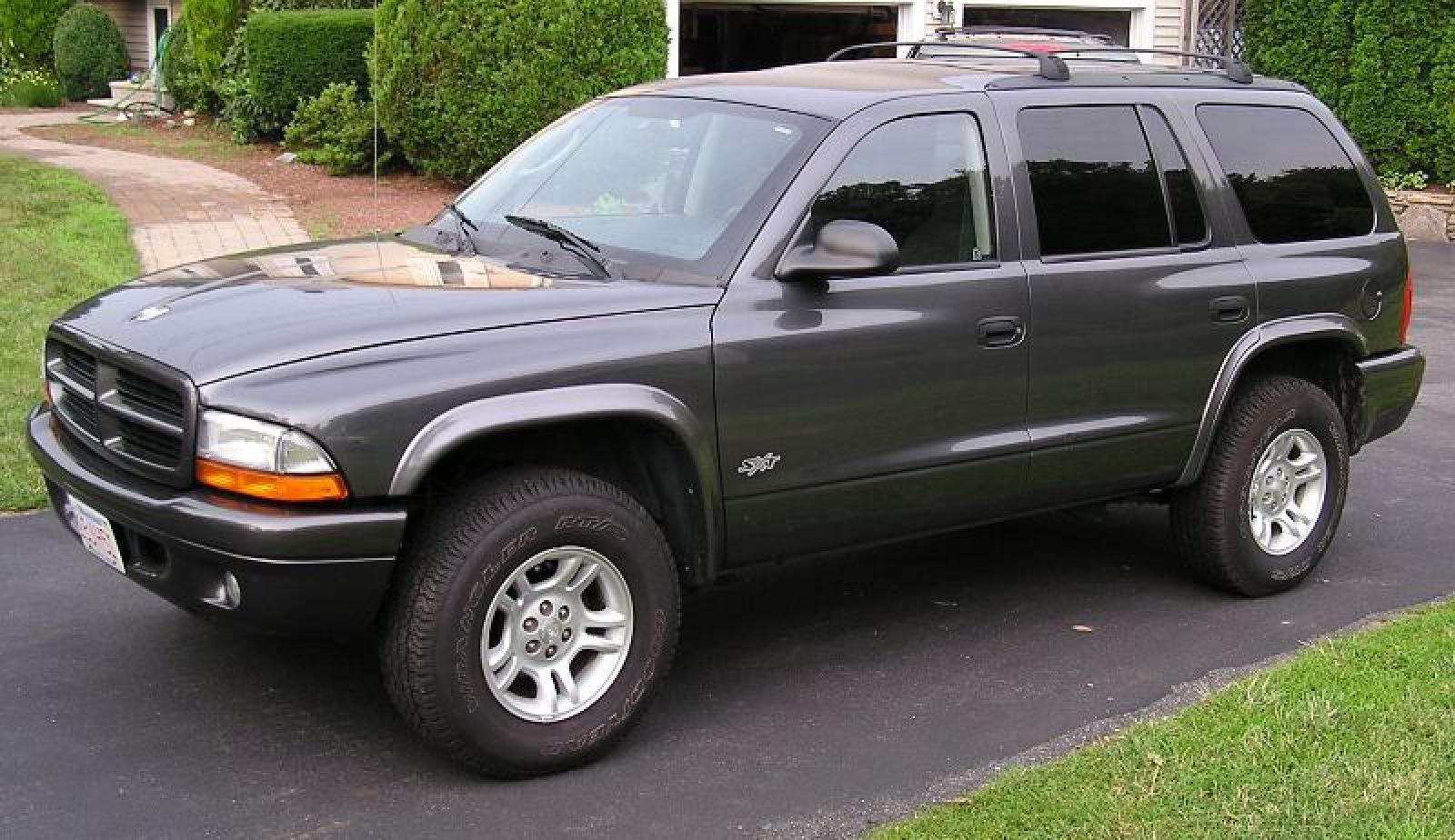 2002 Dodge Durango - Information and photos - ZombieDrive
